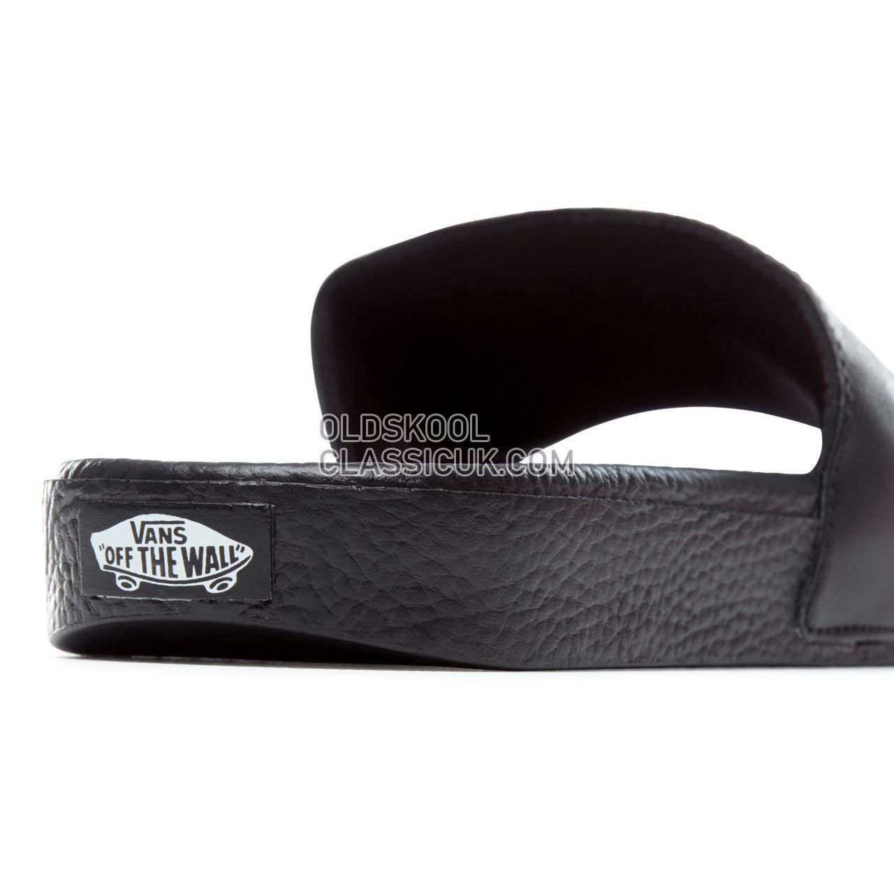 Vans Slide-On Sandals Mens Black V4KIIX6 Shoes
