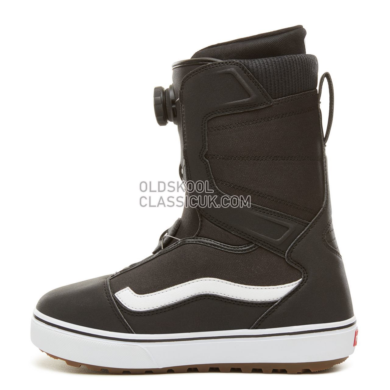 Vans Aura OG Snowboots Mens Black/White VA3TFFY28 Shoes