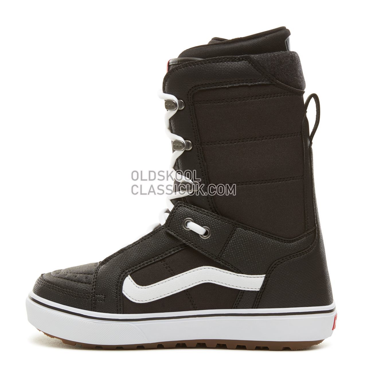 Vans Hi-Standard OG Snowboots Mens Black/White VA3TFJY28 Shoes