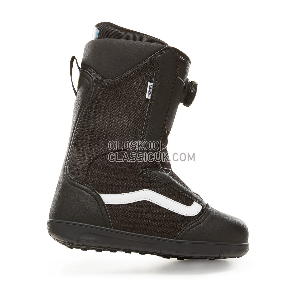 Vans Aura Snowboots Mens Black/White VA3TFEY28 Shoes