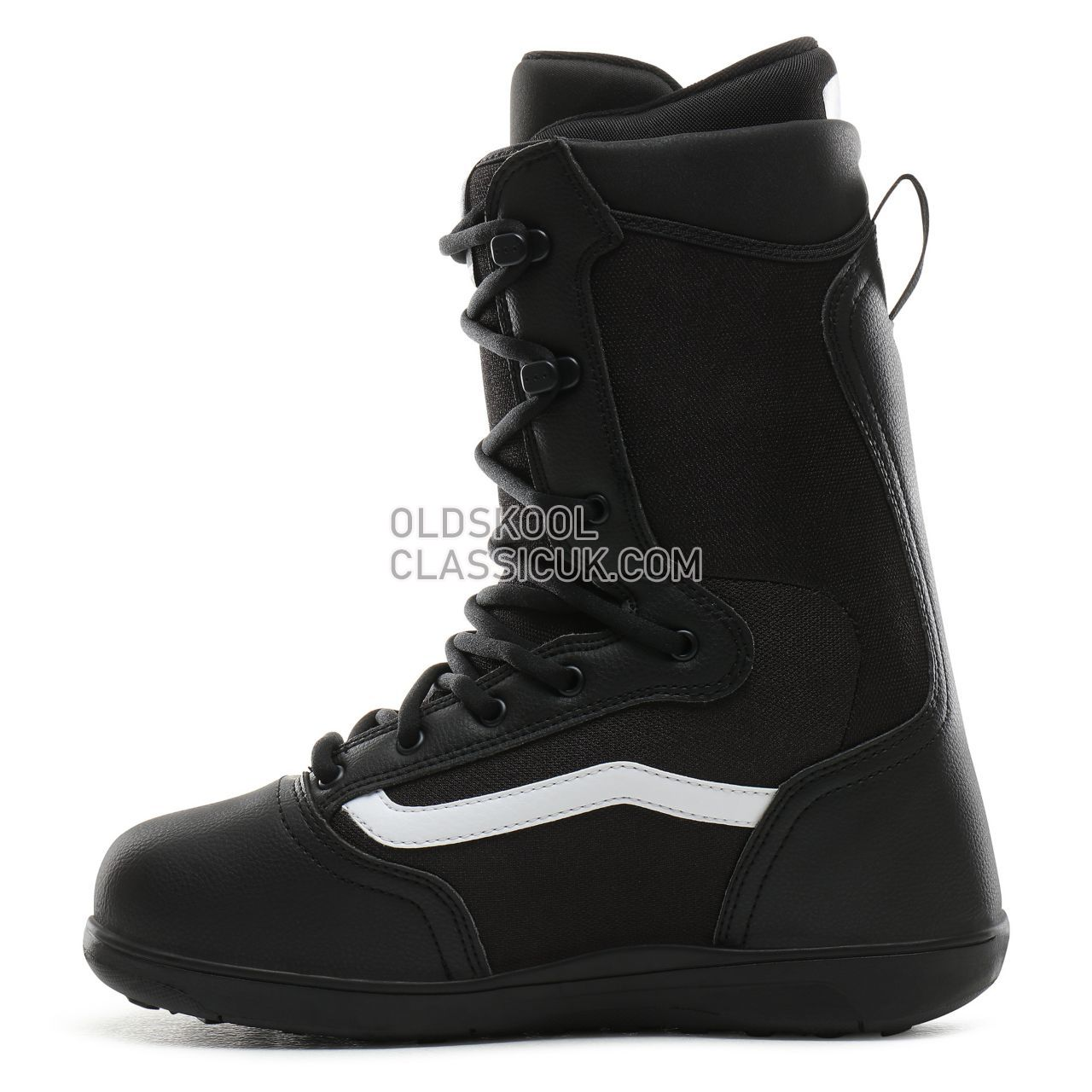 Vans Hi-Standard Snowboots Mens Black/White VA3TFHY28 Shoes