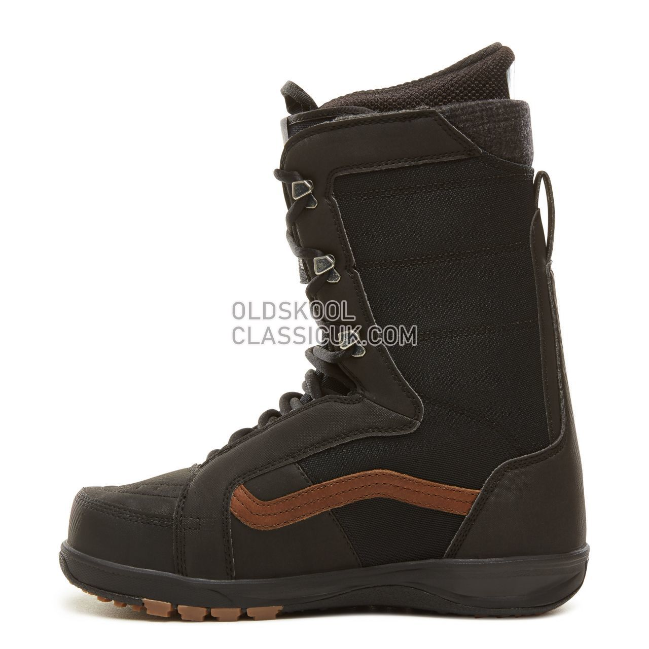 Vans Hi-Standard Pro Snowboots Mens Black/Brown VA3TFKYS8 Shoes