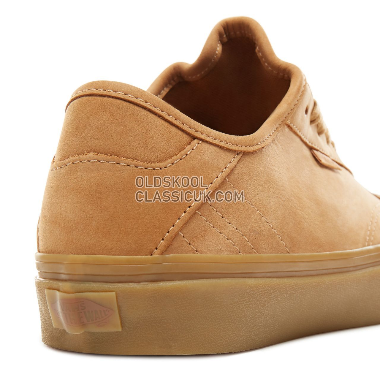 Vans Gum Diamo Ni Sneakers Mens (Gum) Apple Cinnamon/Rubber VN0A3TKDUMD Shoes