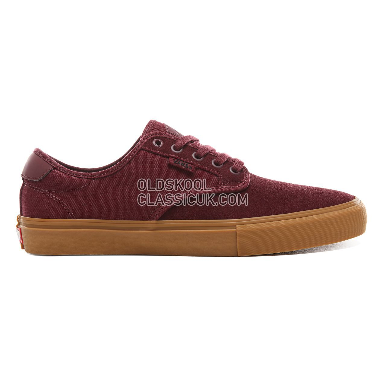Vans Reflective Chima Ferguson Pro Sneakers Mens (Reflective) Port Royale/Classic Gum VN0A38CFVEX Shoes