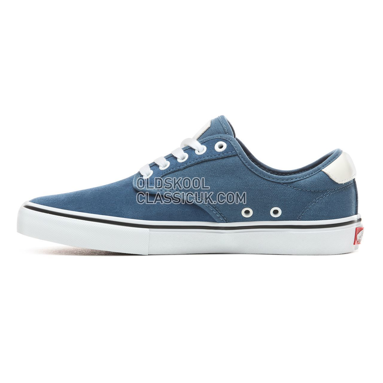 c71b8160162 ... Vans Chima Ferguson Pro Sneakers Mens Blues Ashes White VN0A38CFVEY  Shoes ...