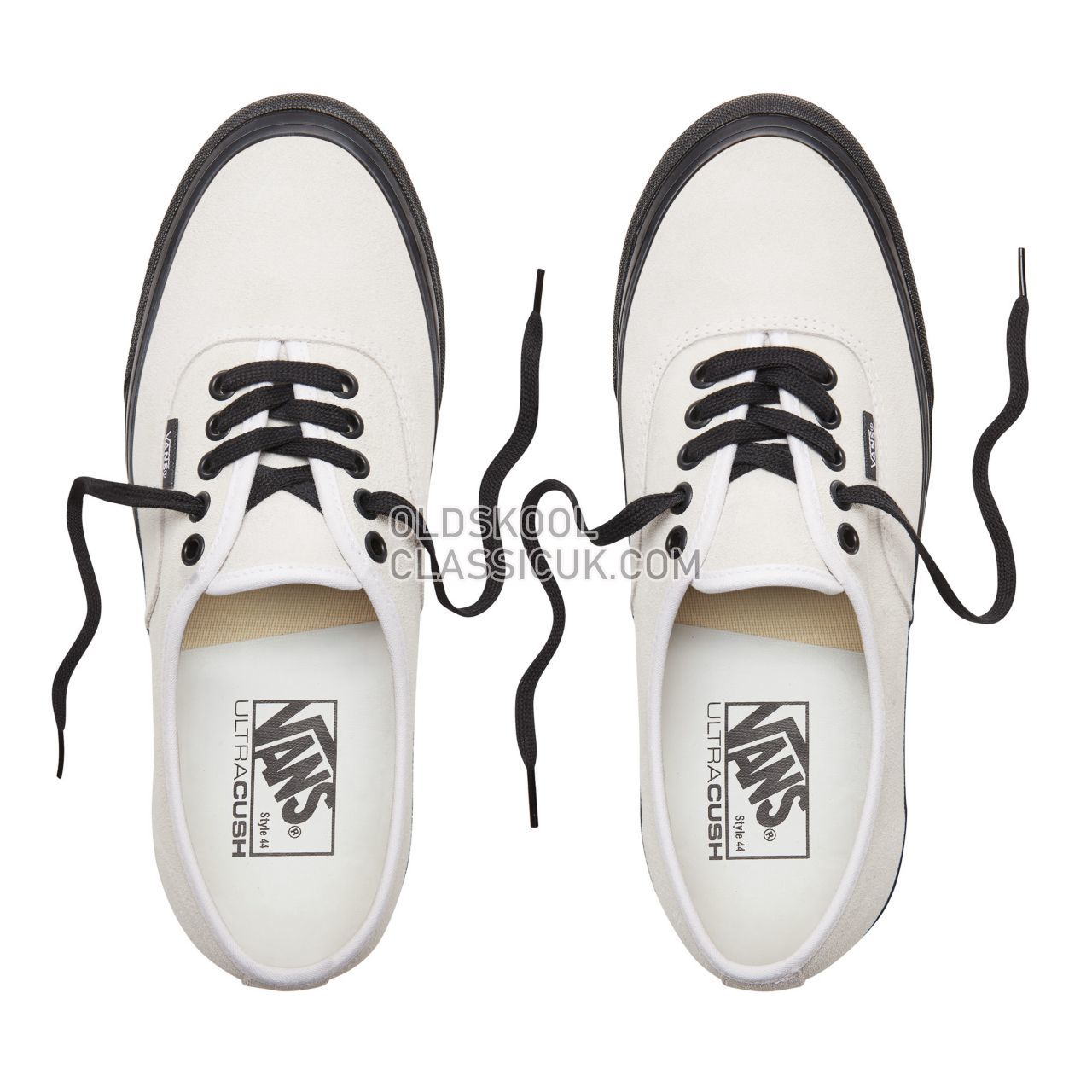 Vans Anaheim Factory Authentic 44 Dx Sneakers Mens (Anaheim Factory) Og White/Suede VN0A38ENUL4 Shoes