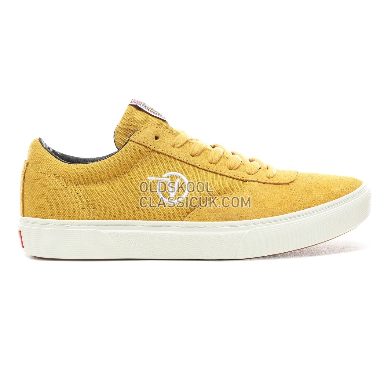 Vans Paradoxxx Sneakers Mens Yolk Yellow VN0A3TKKNYJ Shoes
