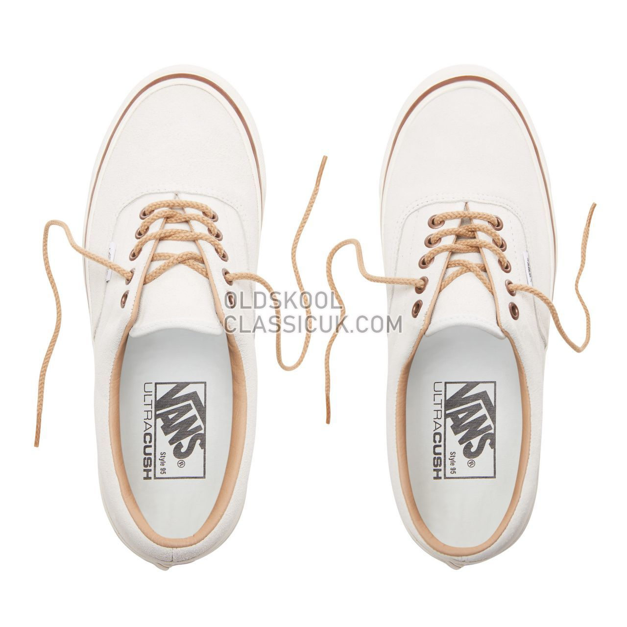 Vans Anaheim Factory Era 95 Dx Sneakers Mens (Anaheim Factory) Og White/Suede VN0A2RR1UL4 Shoes