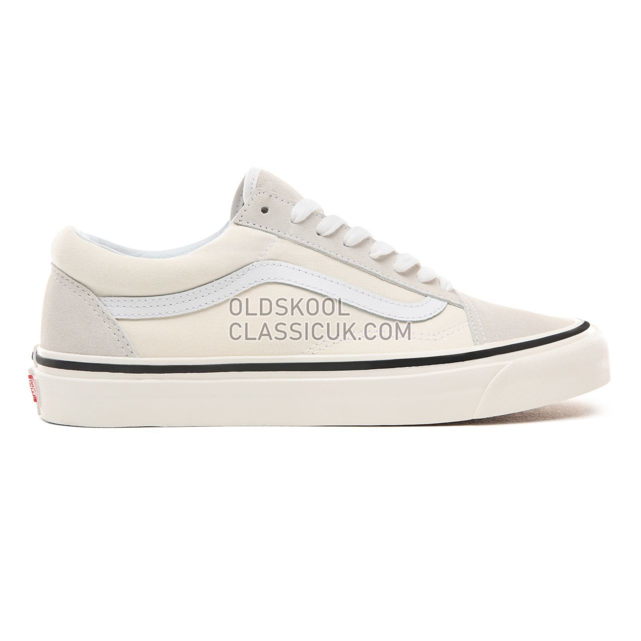 Vans Old Skool 36 DX Sneakers Mens Womens Unisex (Anaheim Factory) Classic White VA38G2MR4 Shoes