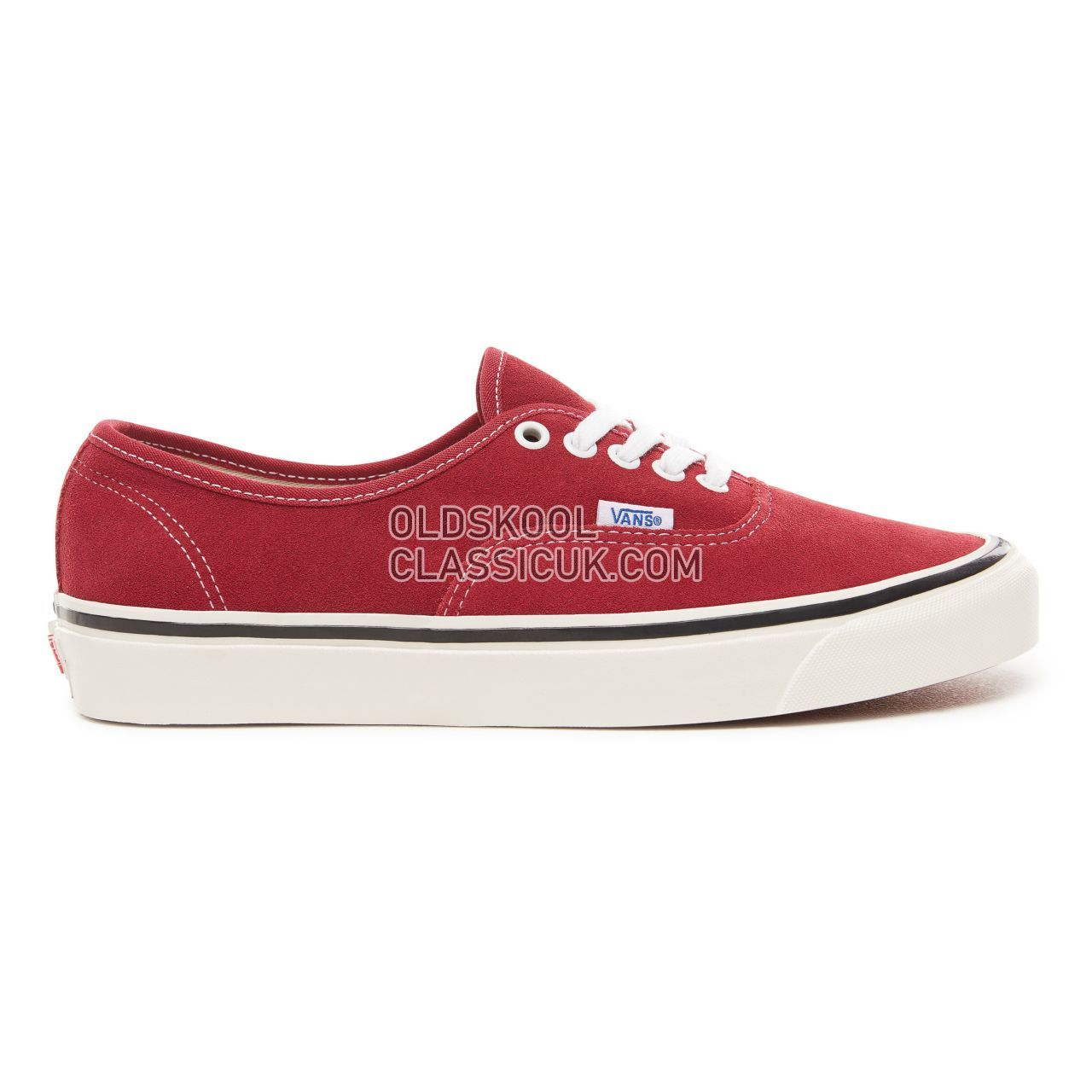 Vans Anaheim Factory Authentic 44 DX Sneakers Mens (Anaheim Factory) Og Brick/Suede VN0A38ENUL2 Shoes
