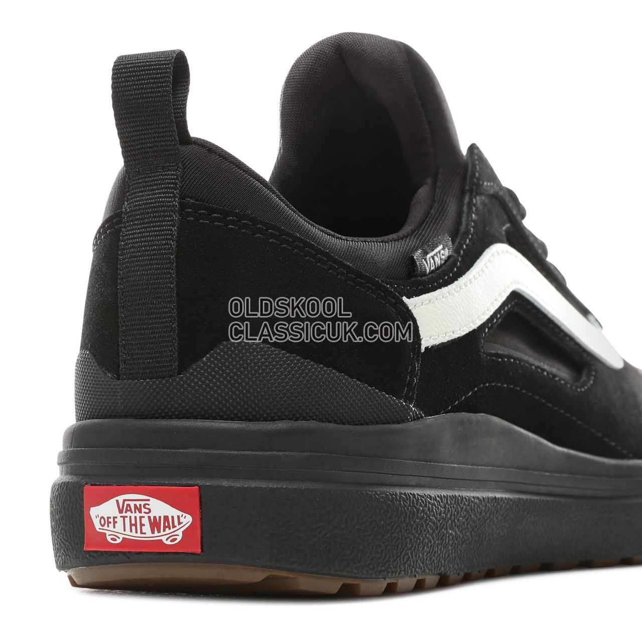 Vans Ultrarange 3D Sneakers Mens Black/Gum VN0A3TKWB9M Shoes