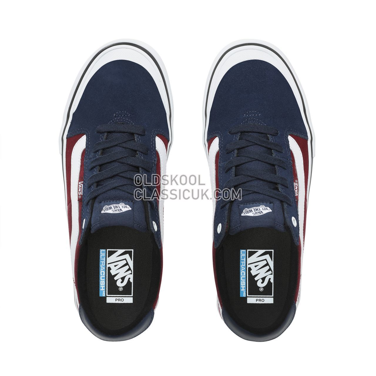 Vans Style 112 Pro Sneakers Mens Dress Blues/Port Royale VN0A347XKF1 Shoes