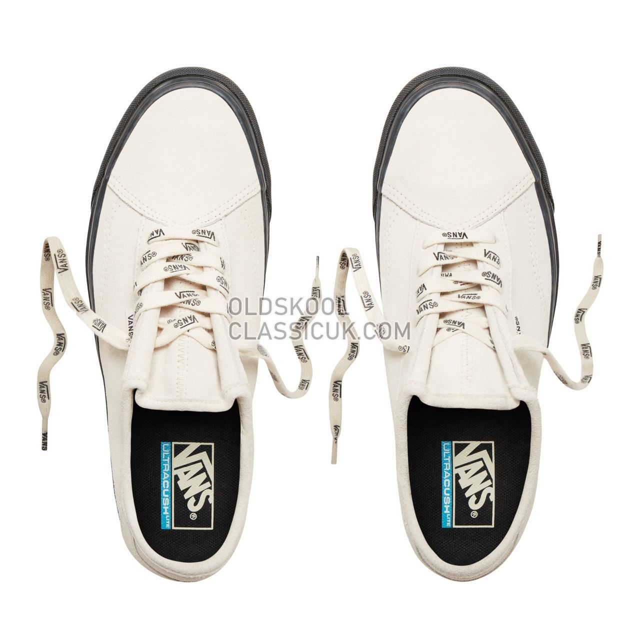 Vans Call Out Diamo Ni Sneakers Mens (Call Out) Marshmallow/Black VN0A3TKDUMC Shoes