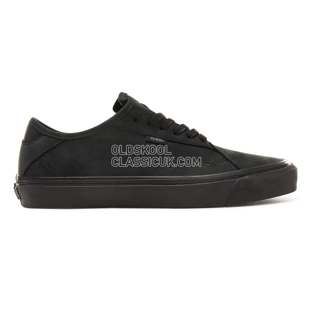 Vans Blackout Diamo Ni Sneakers Mens (Blackout) Black/Black VN0A3TKDUMA Shoes