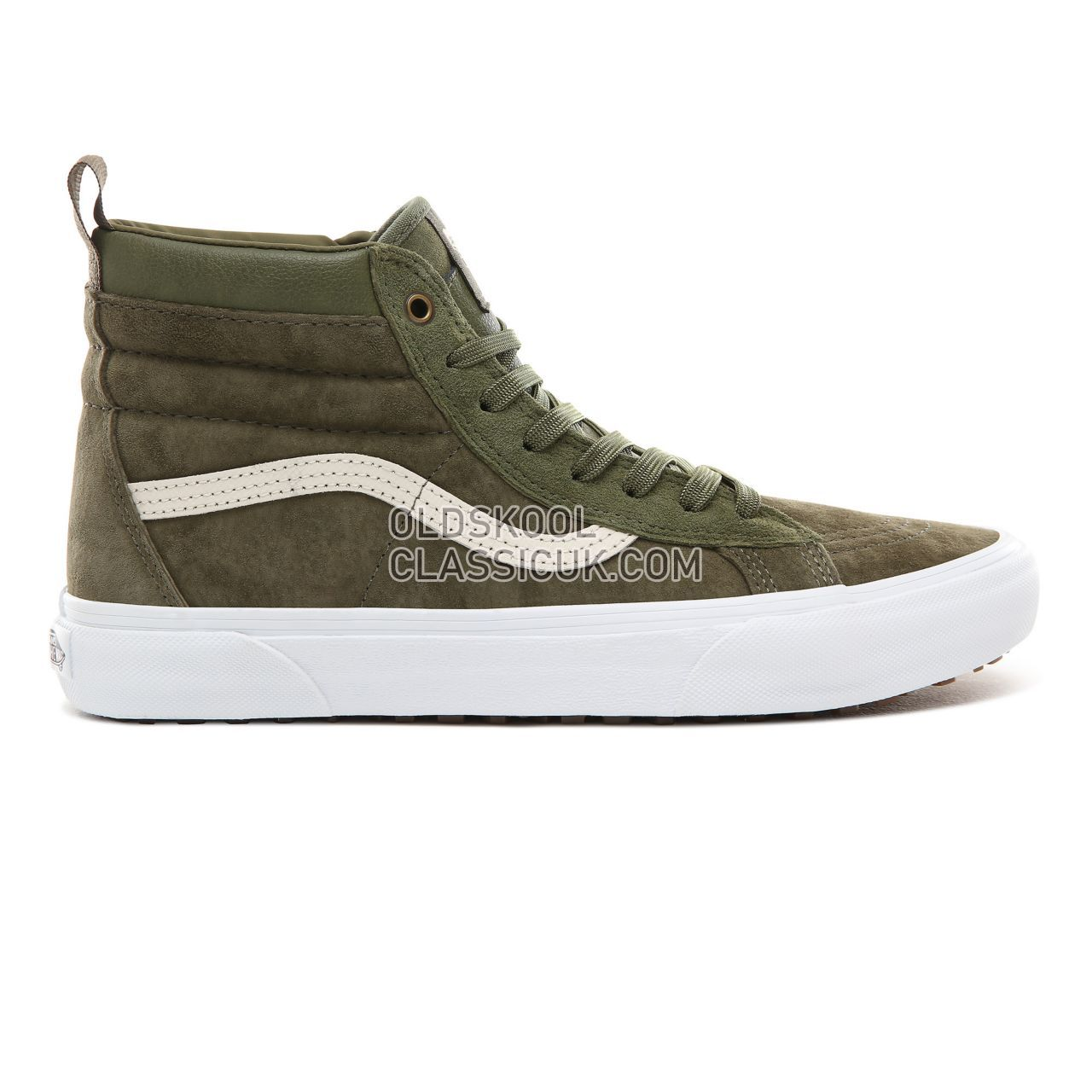 Vans Sk8-Hi MTE Sneakers Mens (Mte) Winter Moss/Military/True White VA33TXRJ5 Shoes