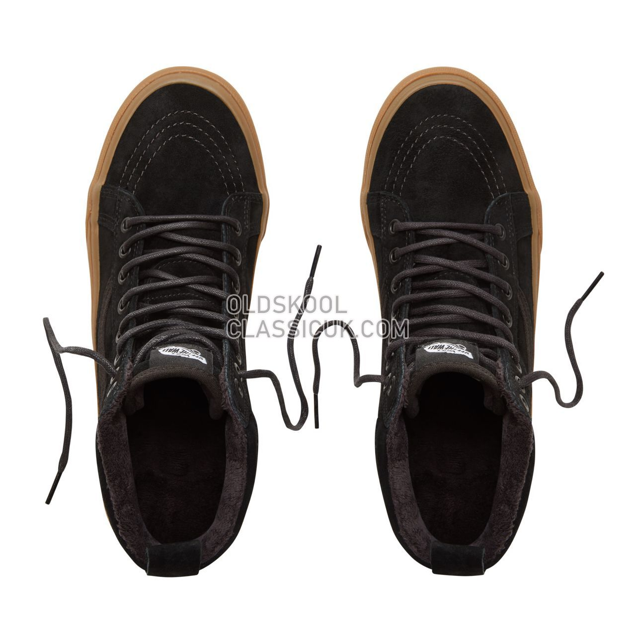 Vans Sk8-Hi MTE Sneakers Mens (Mte) Black/Gum VA33TXGT7 Shoes