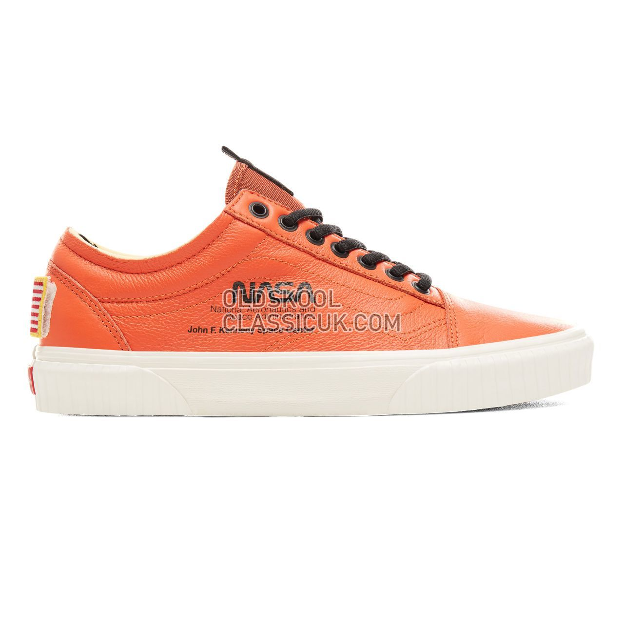 Vans x Space Voyager Old Skool Sneakers Mens Womens Unisex (Space Voyager) Firecracker VN0A38G1UPA Shoes