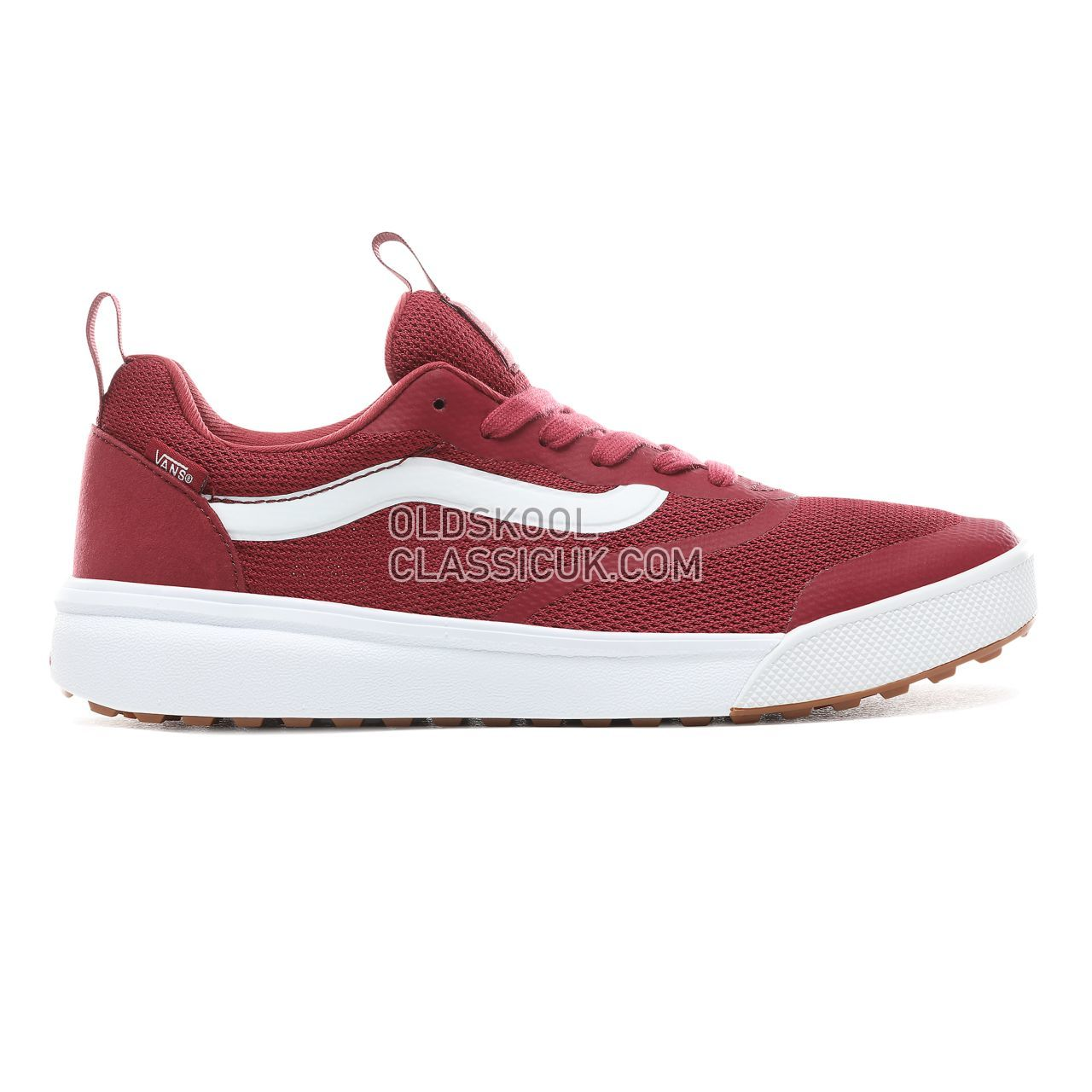 Vans Ultrarange Rapidweld Sneakers Mens Rumba Red/True White VN0A3MVUVG4 Shoes