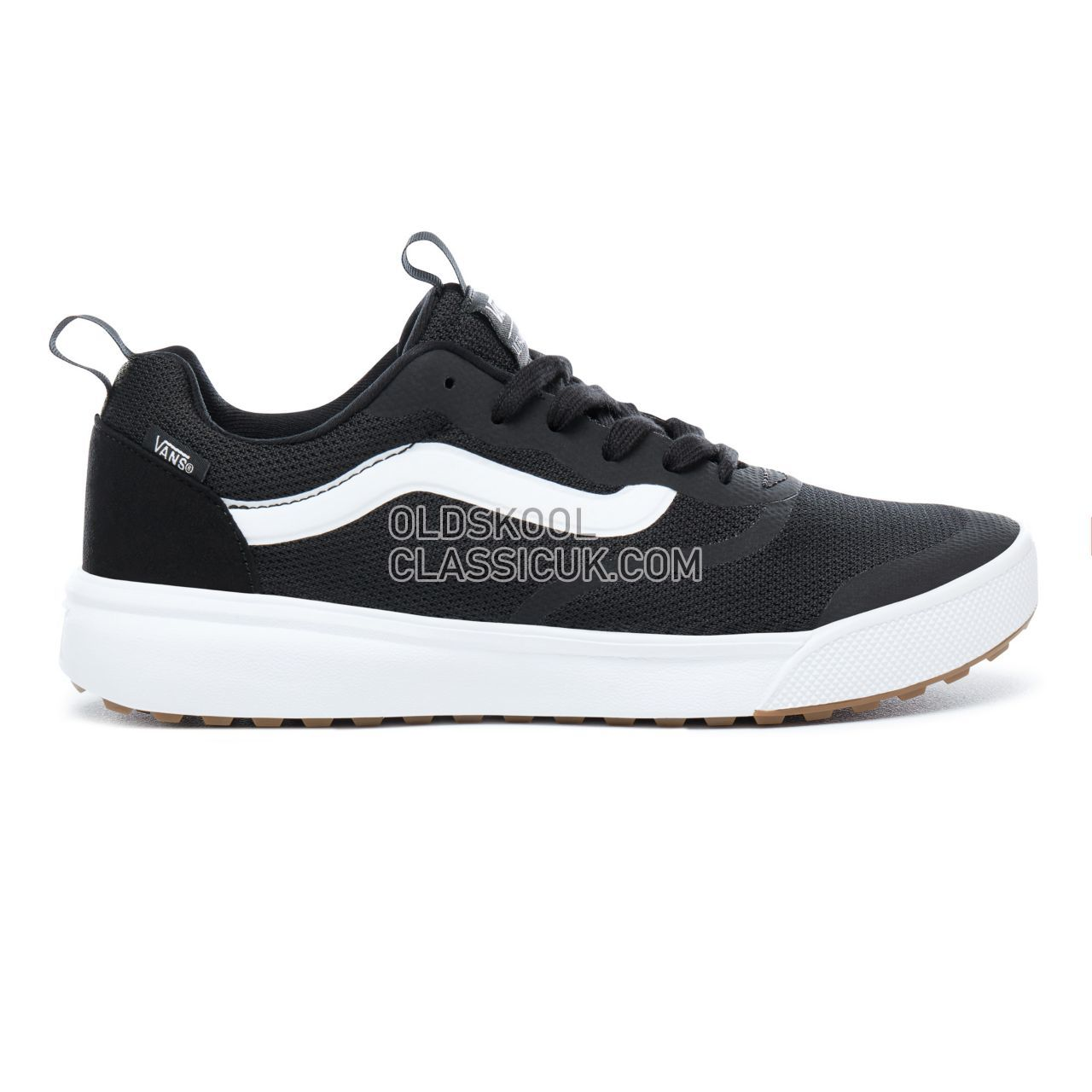 Vans Ultrarange Rapidweld Sneakers Mens Black-White VN0A3MVUY28 Shoes
