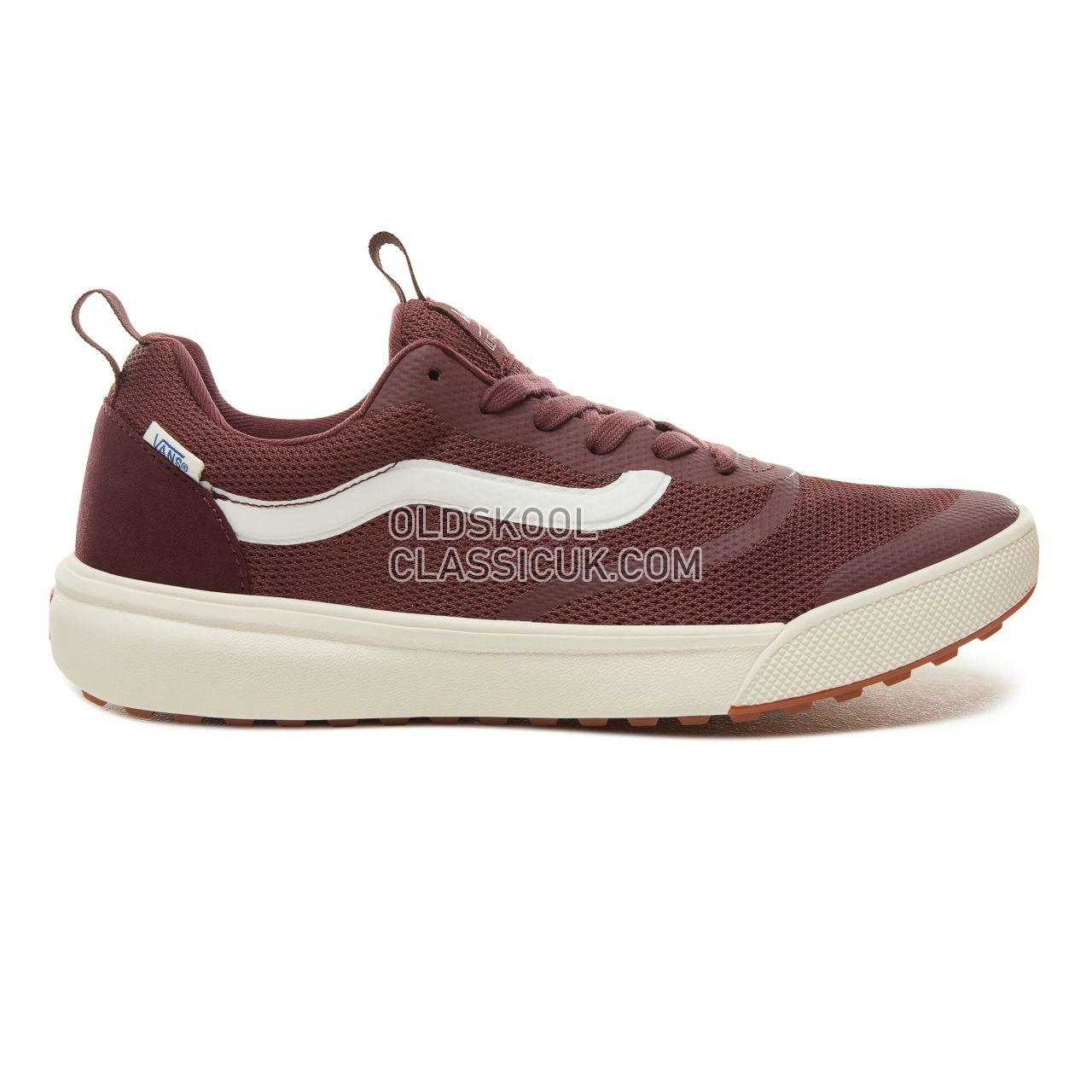 Vans UltraRange Rapidweld Sneakers Mens (Salt Wash) Catawba Grape/Marshmallow VA3MVUU6Q Shoes