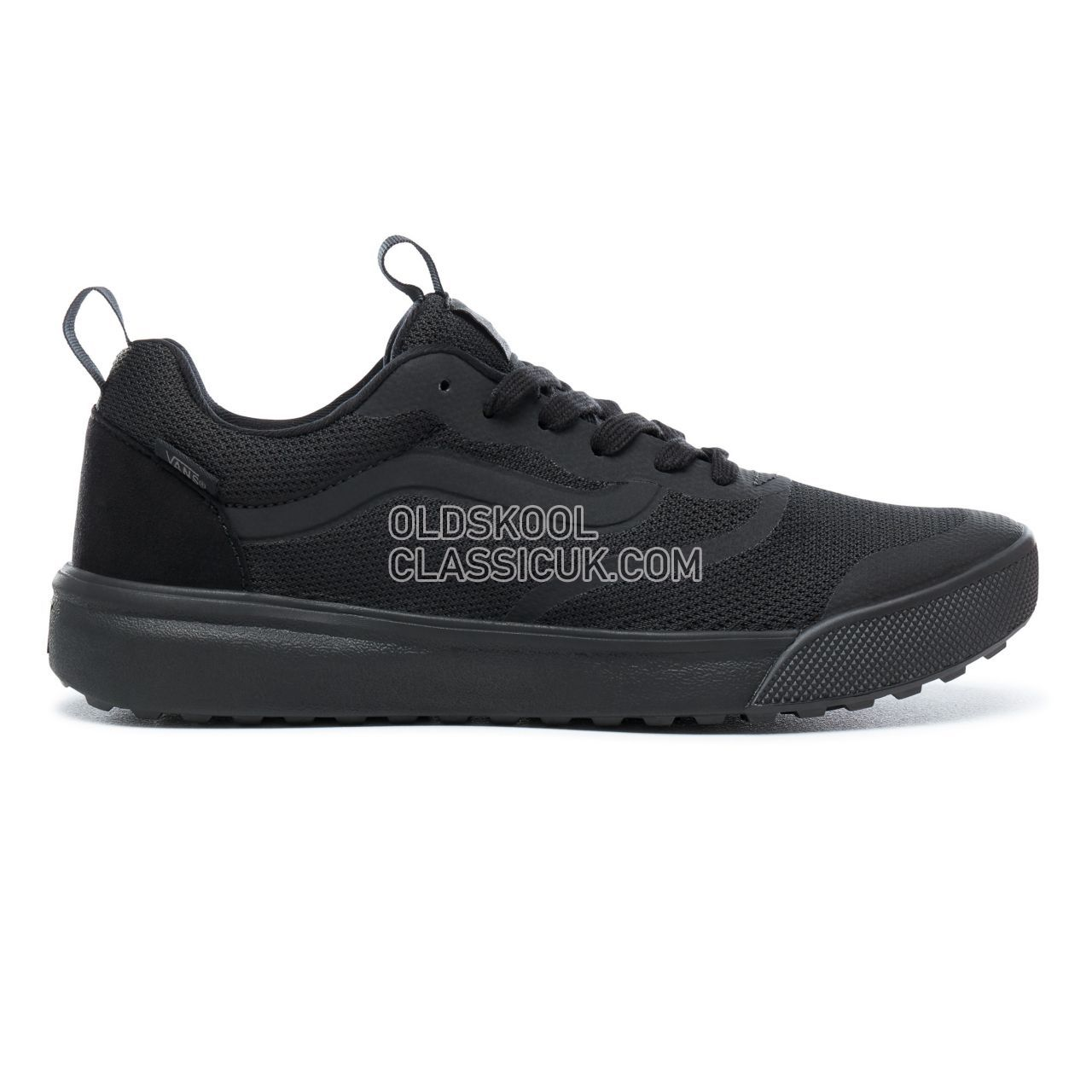 Vans Ultrarange Rapidweld Sneakers Mens Black VA3MVUBKA Shoes