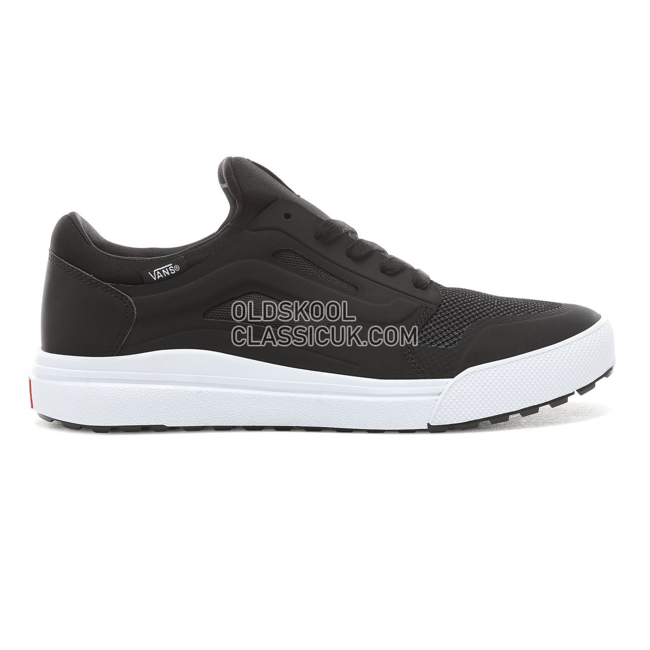 Vans Ultrarange 3D Rapidweld Mens Black/True White VN0A3WMG6BT Shoes