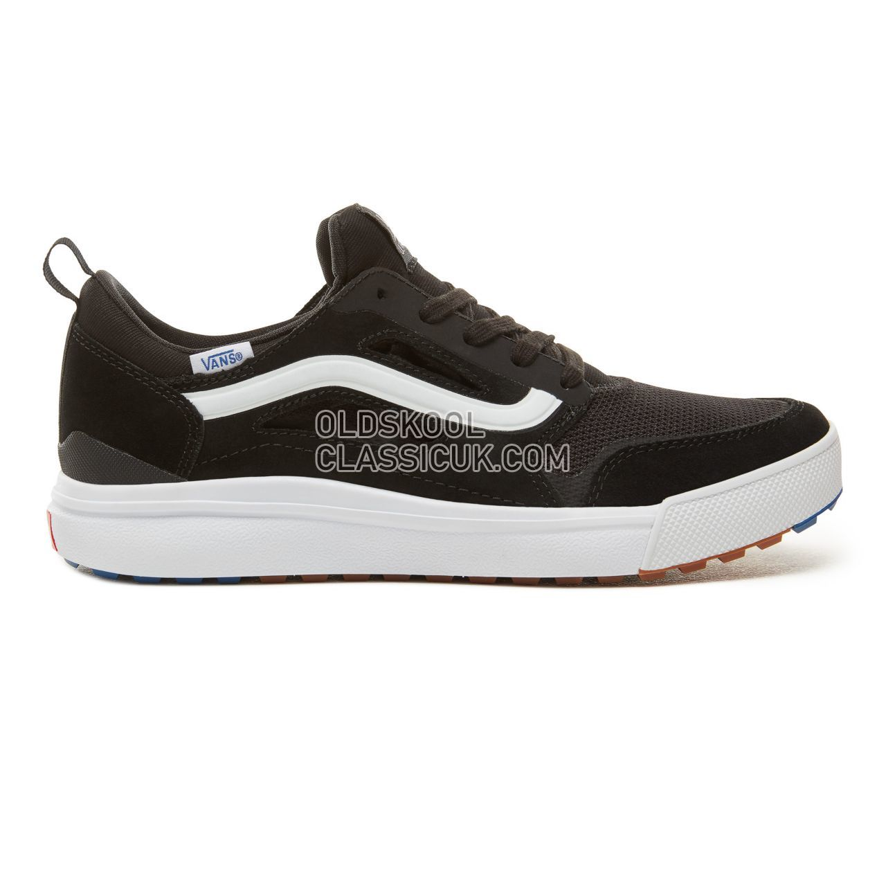 Vans UltraRange 3D Sneakers Mens Black/White VN0A3TKWY28 Shoes