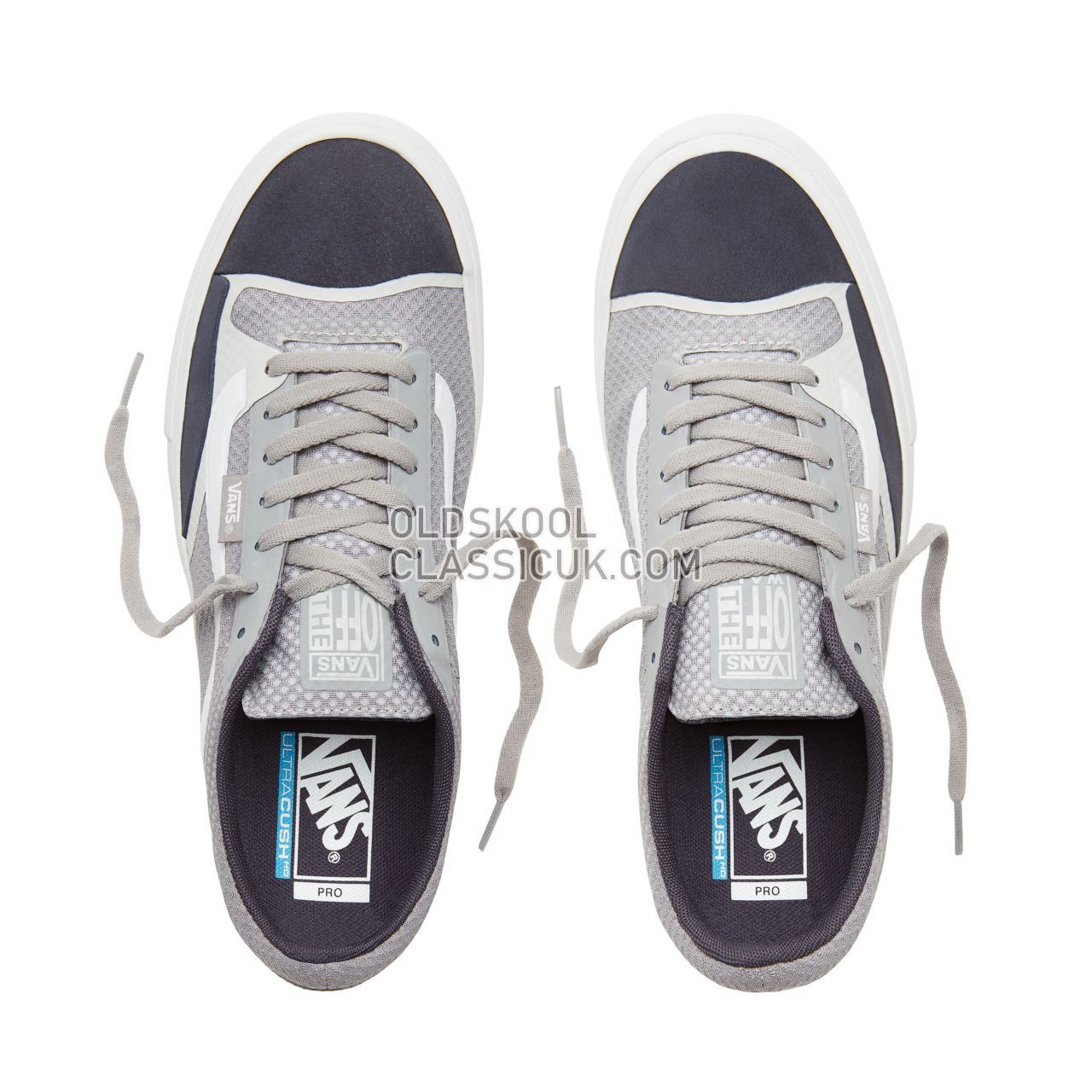 Vans AVE Rapidweld Pro Lite Sneakers Mens Alloy/Navy VA3TJWU0C Shoes