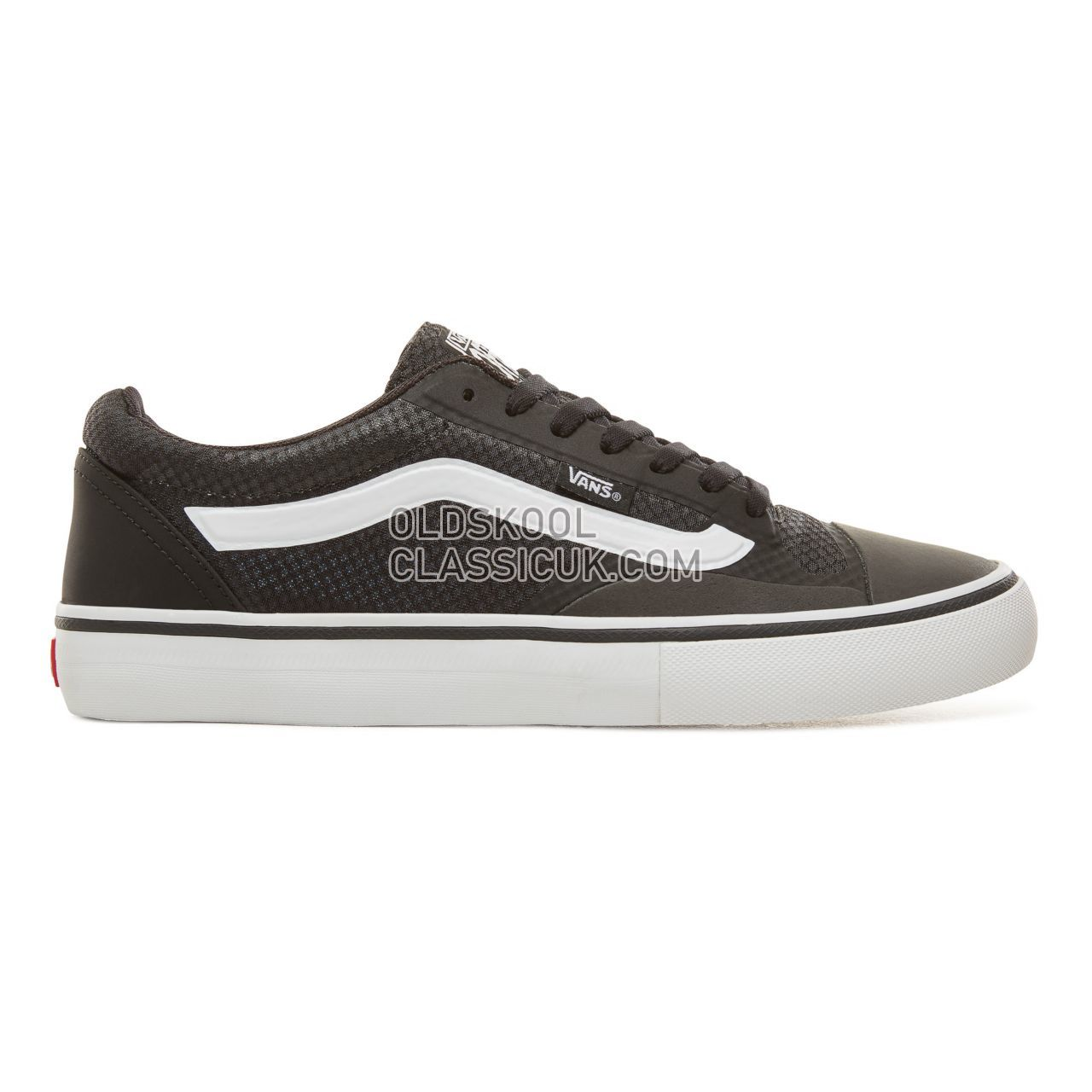 Vans AVE Rapidweld Pro Lite Sneakers Mens Black/White VA3TJWY28 Shoes