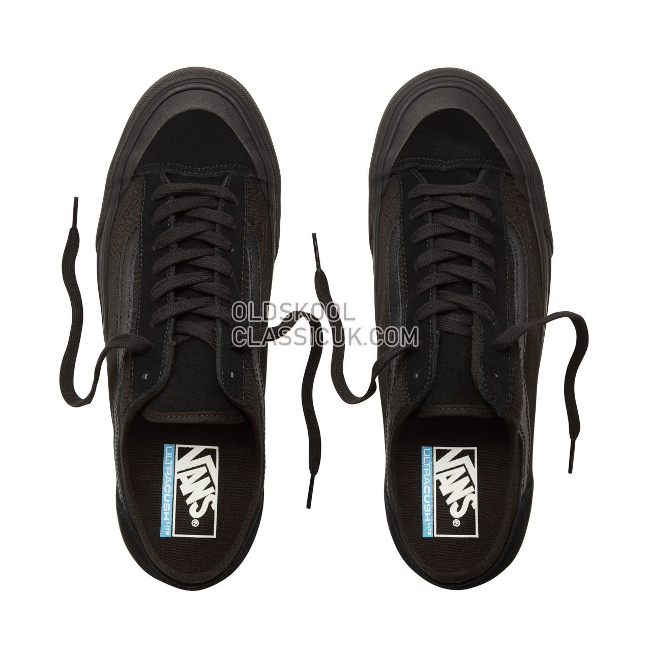 Vans Style 36 Decon SF Sneakers Mens Black/Black VA3MVLBKA Shoes