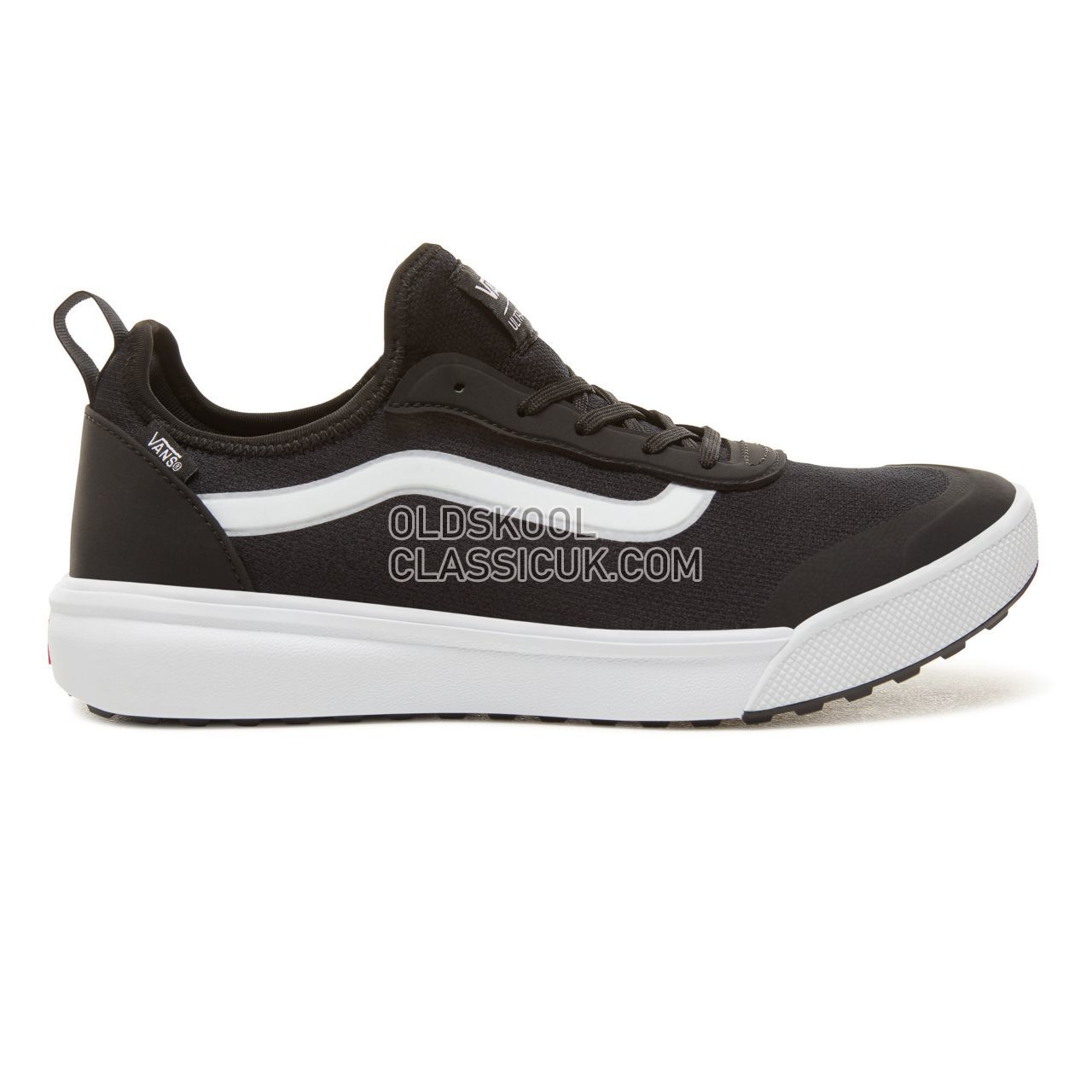 Vans UltraRange AC Sneakers Mens Black/True White VA3MVQ6BT Shoes