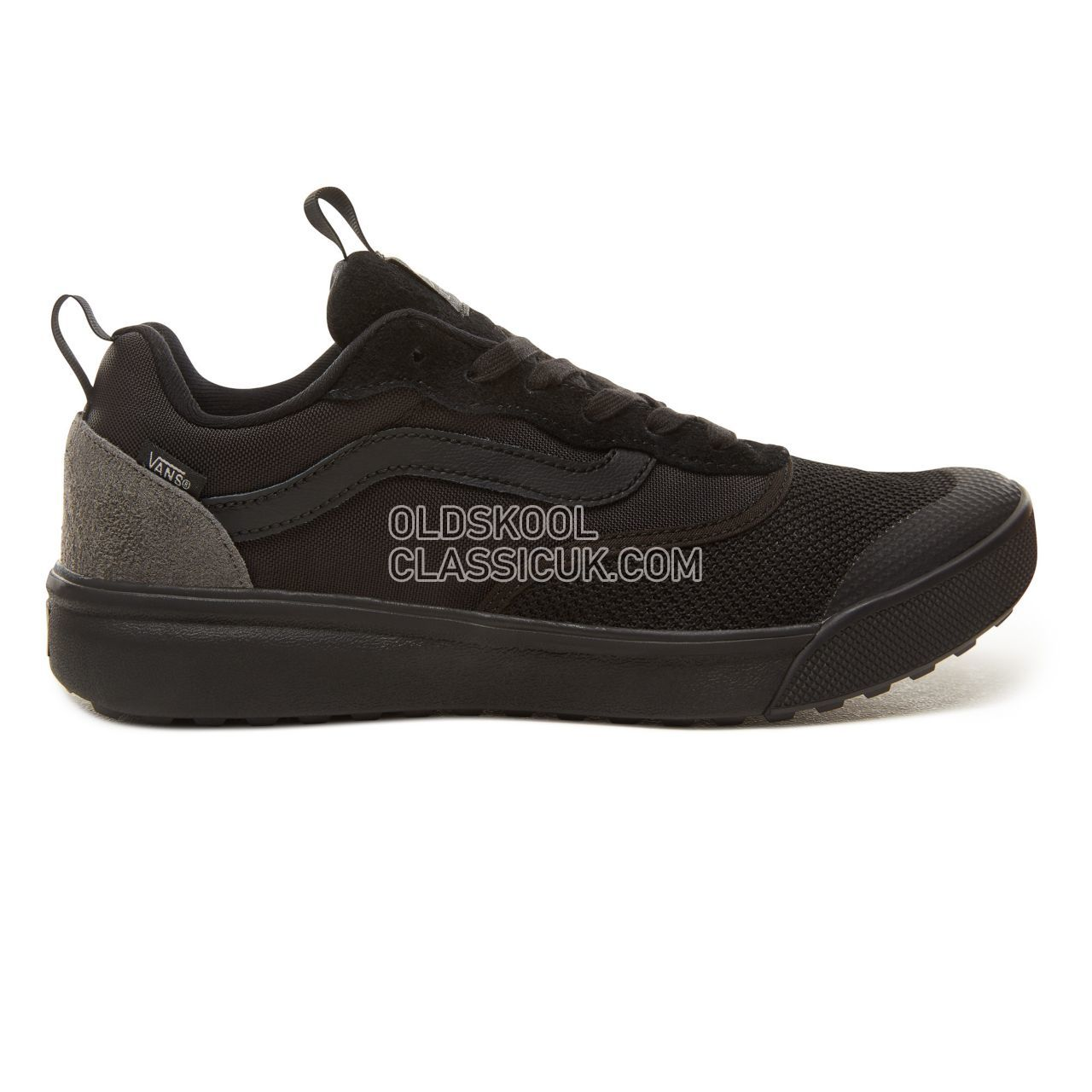 Vans UltraRange Sneakers Mens Black/Peat VA3NASUDC Shoes