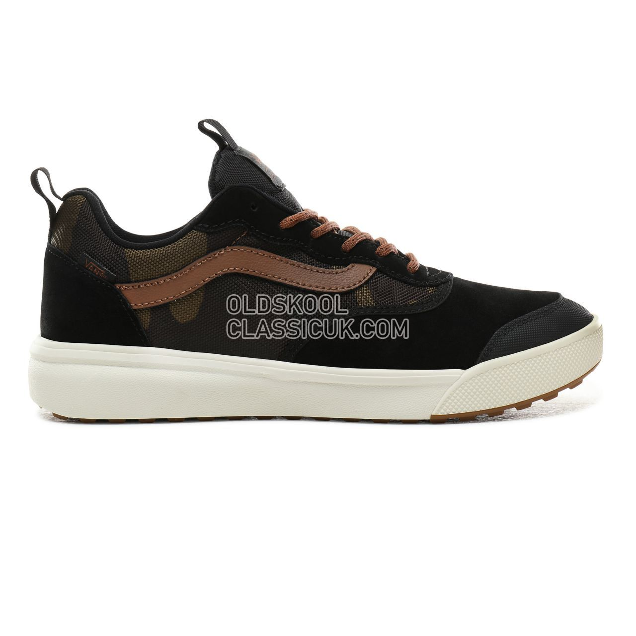 Vans Ultrarange Sneakers Mens Black/Dachshund VN0A3NASQ3Y Shoes