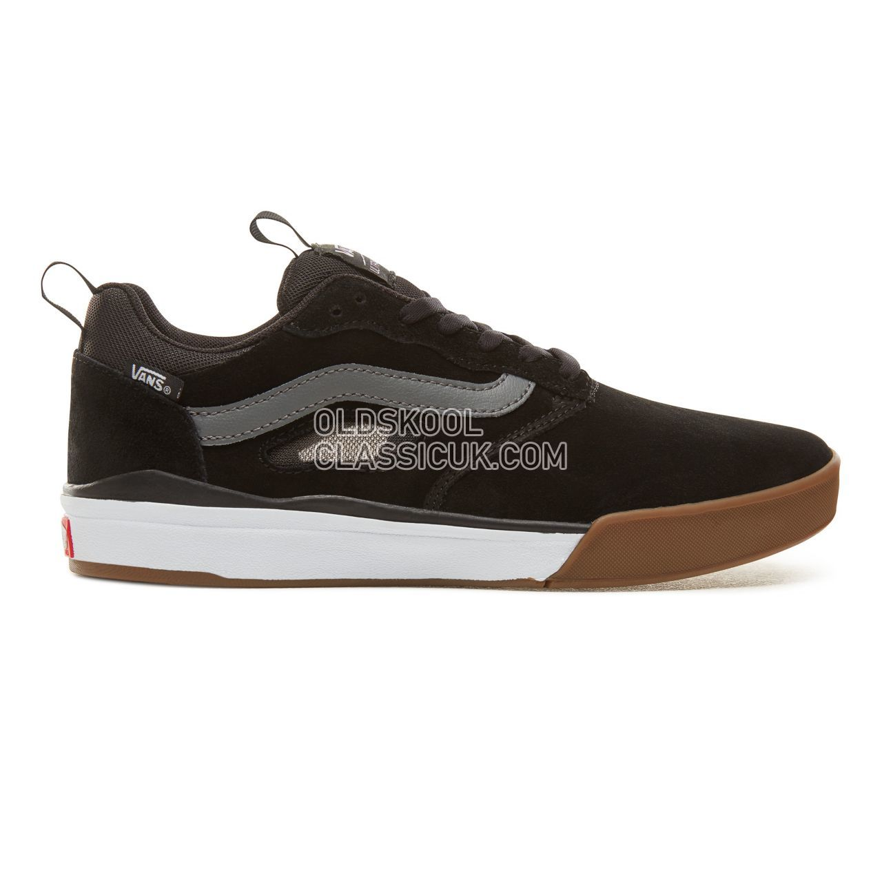 Vans UltraRange Pro Sneakers Mens Black/Gum/White VN0A3DOSB9K Shoes