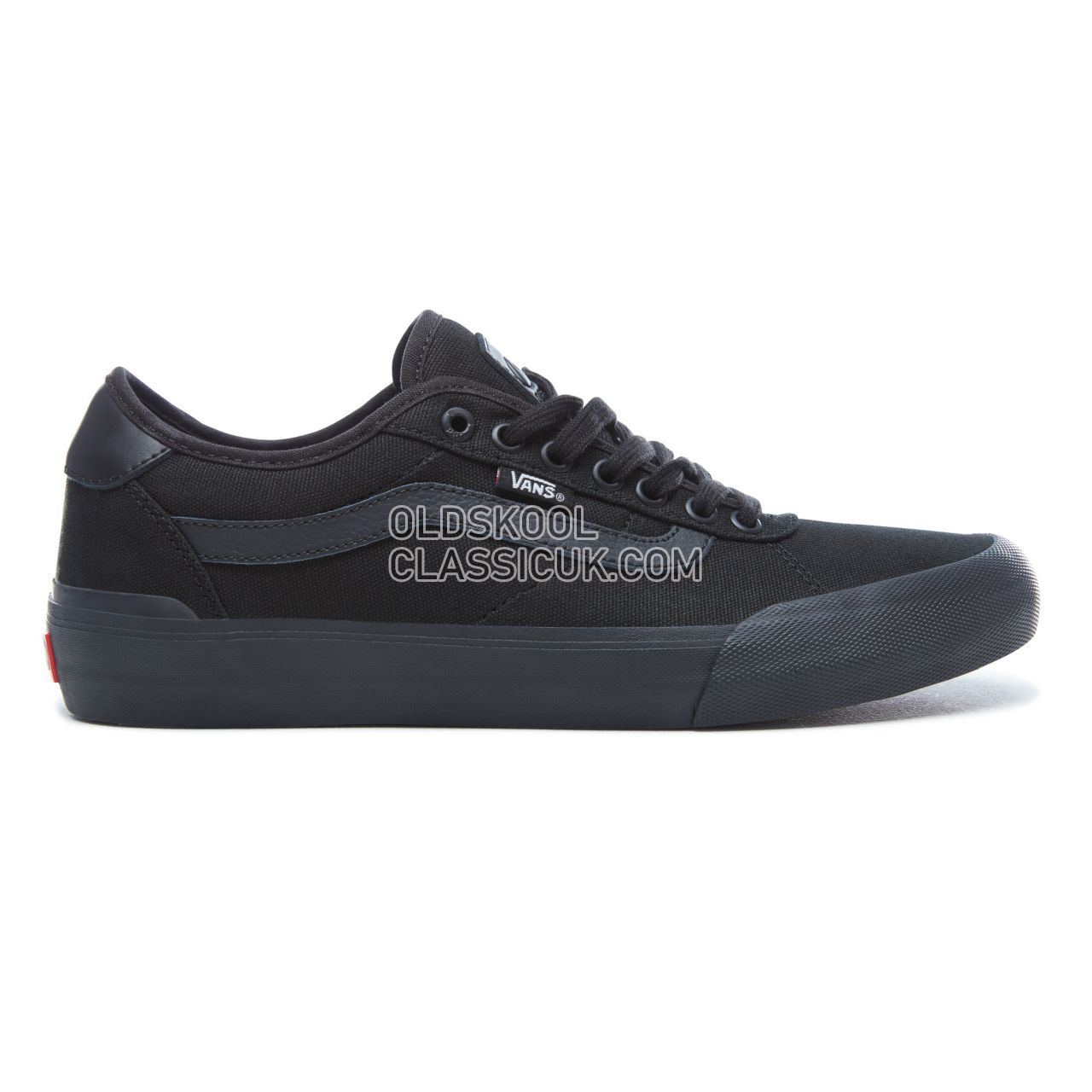 Vans Chima Pro 2 Sneakers Mens (Canvas) Blackout VA3MTIQ2T Shoes
