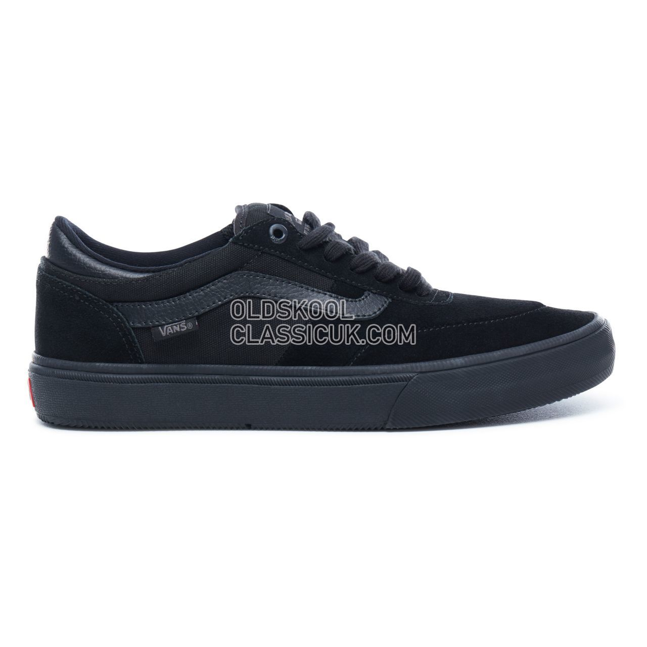 Vans Suede  Gilbert Crockett 2 Pro Sneakers Mens Blackout VA38COQ3B Shoes