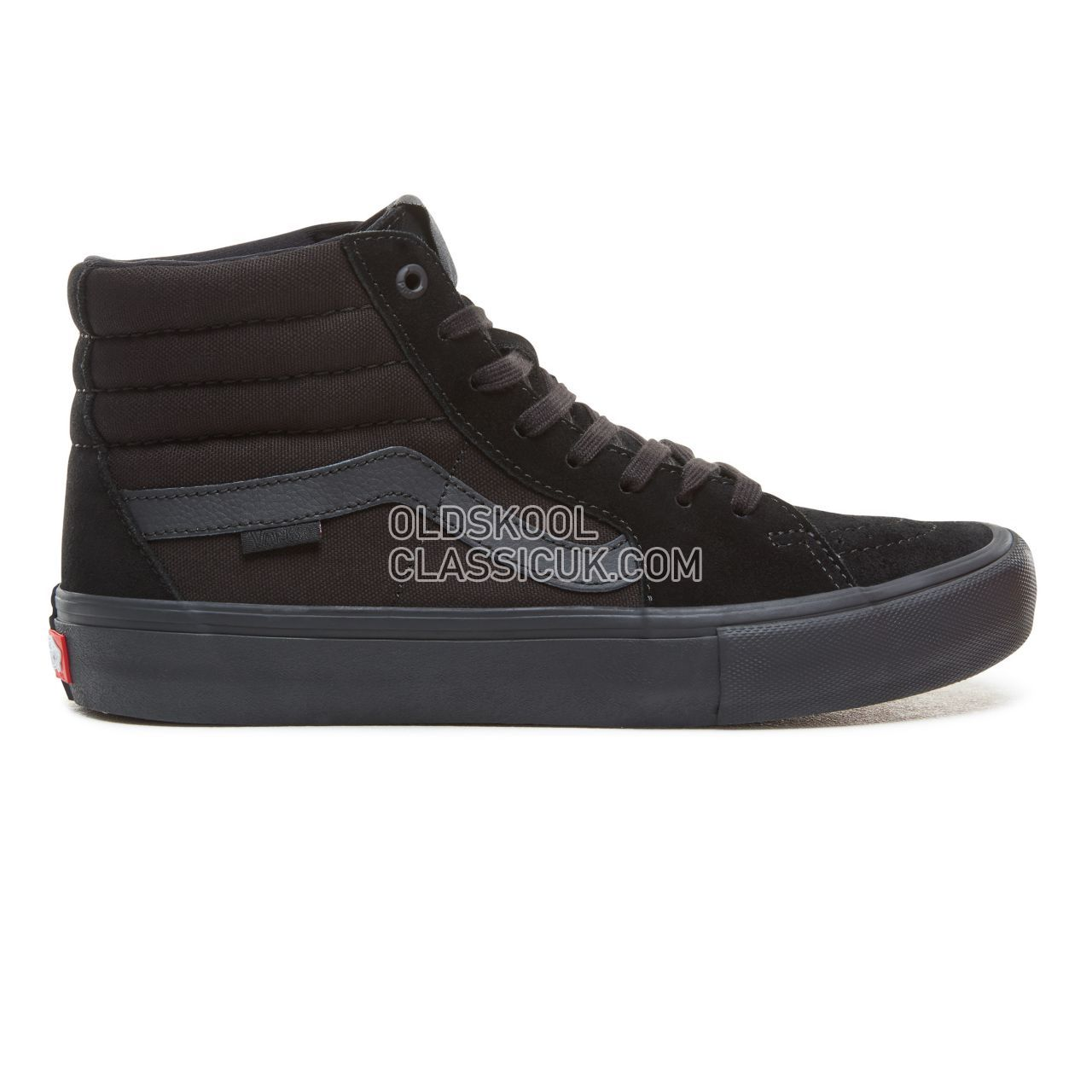 Vans Sk8-Hi Pro Sneakers Mens Blackout VVHG1OJ Shoes