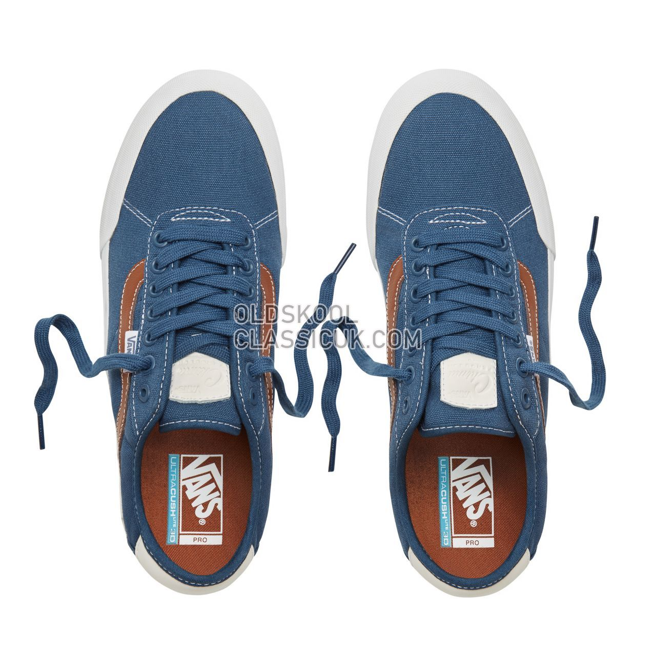 Vans Chima Pro 2 Sneakers Mens Dark Denim/Dachshund VA3MTIU1G Shoes