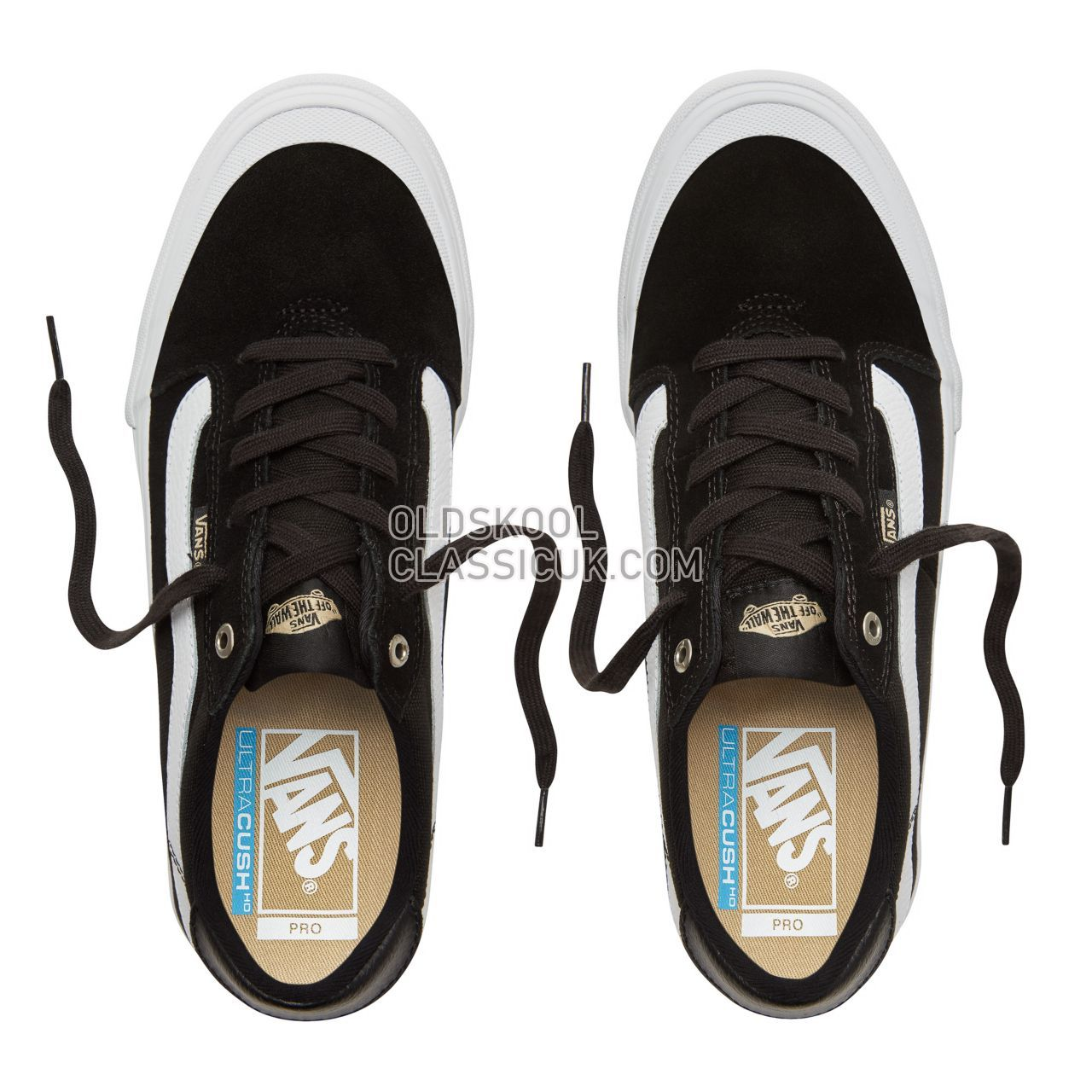 Vans Style 112 Pro Sneakers Mens Black/White/Khaki VN0A347XBEH Shoes