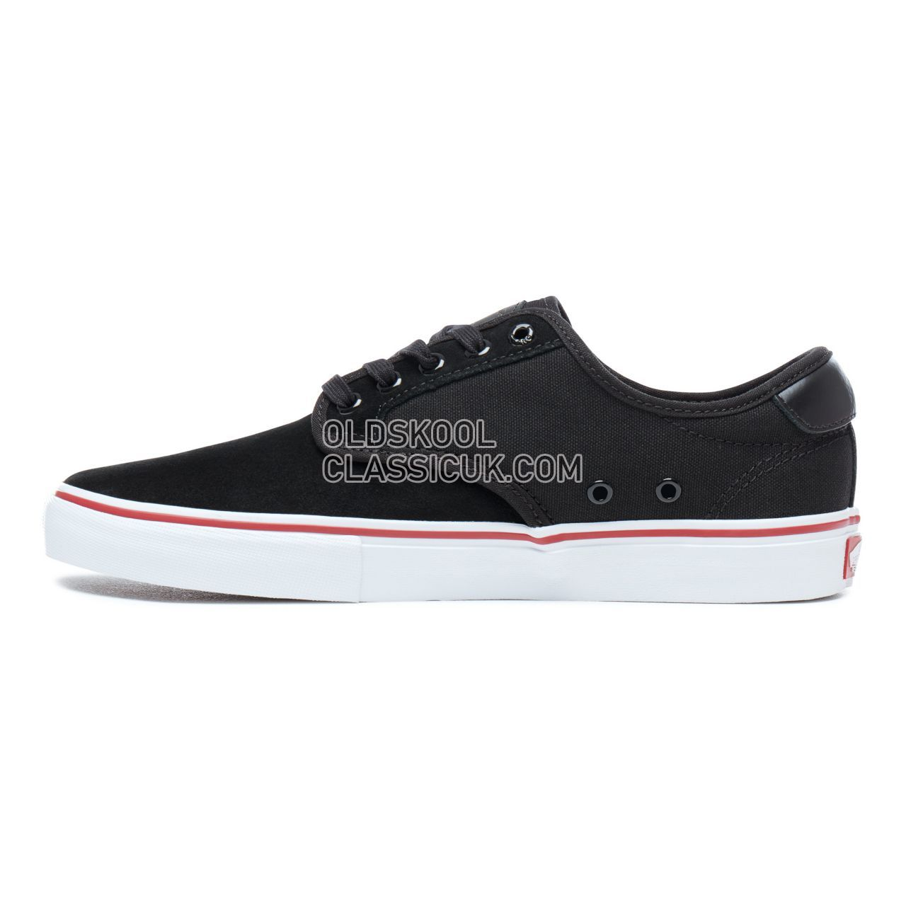 819fda37752 ... Vans Chima Ferguson Pro Sneakers Mens Black-White-Chili Pepper  VA38CFB48 Shoes ...
