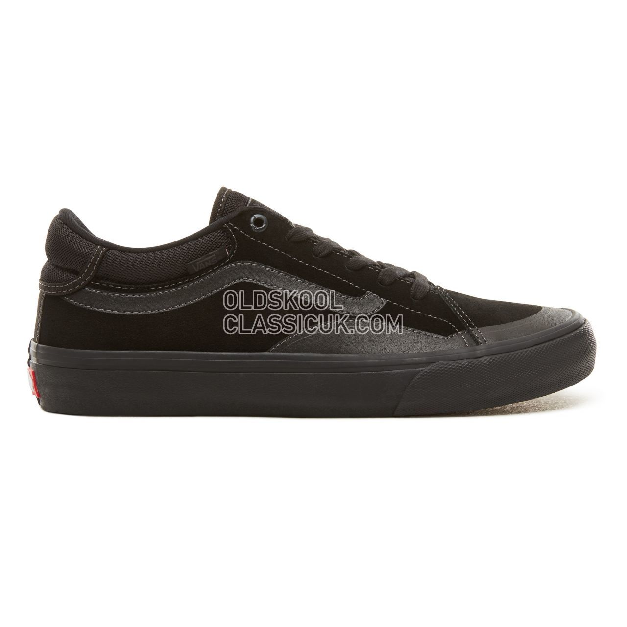 Vans TNT Advanced Prototype Pro Sneakers Mens Blackout VA3TJX1OJ Shoes