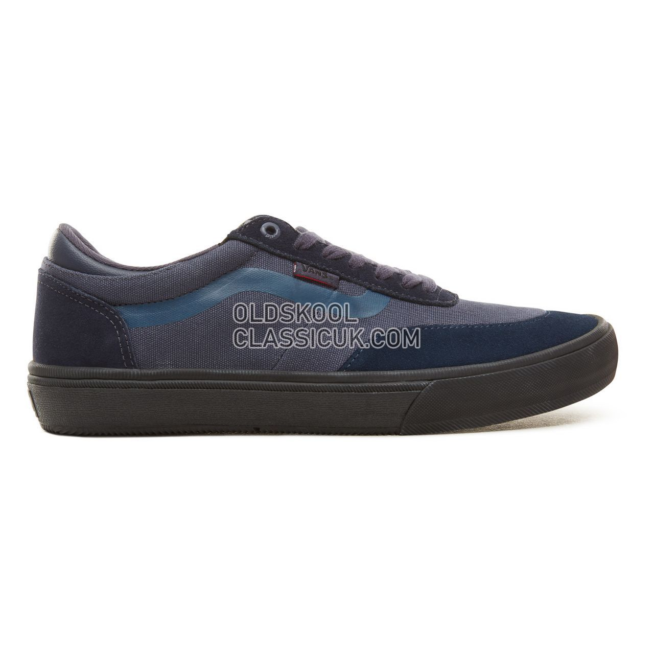 Vans Gilbert Crockett Pro 2 Sneakers Mens Dress Blues/Parisian Night VA38COU1P Shoes