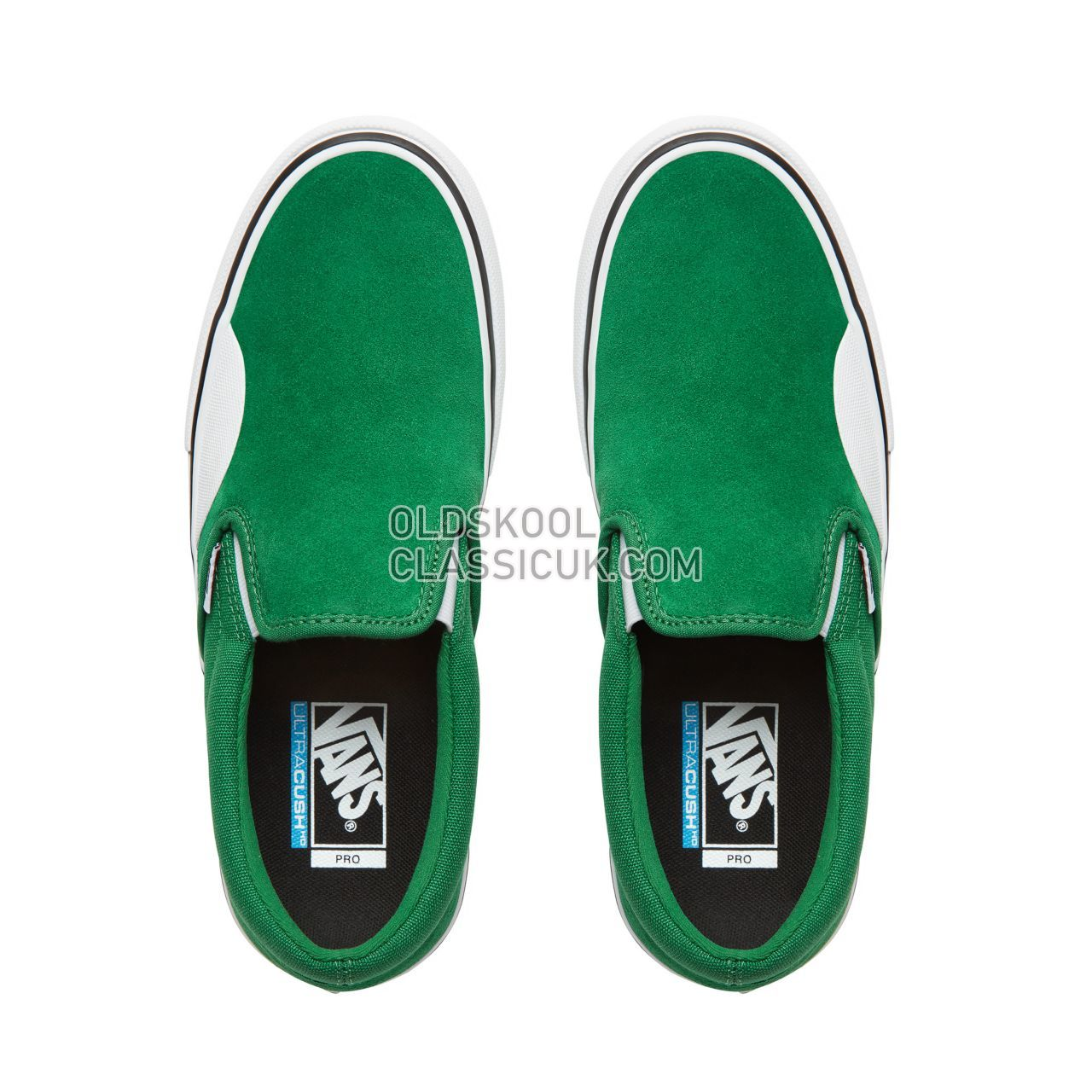 Vans Slip-On Pro Sneakers Mens Amazon/White V0097MU2A Shoes