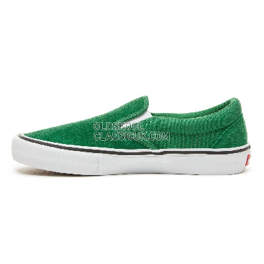 98af1cba2942c Vans Slip-On Pro Sneakers Mens Amazon/White V0097MU2A Shoes - £49
