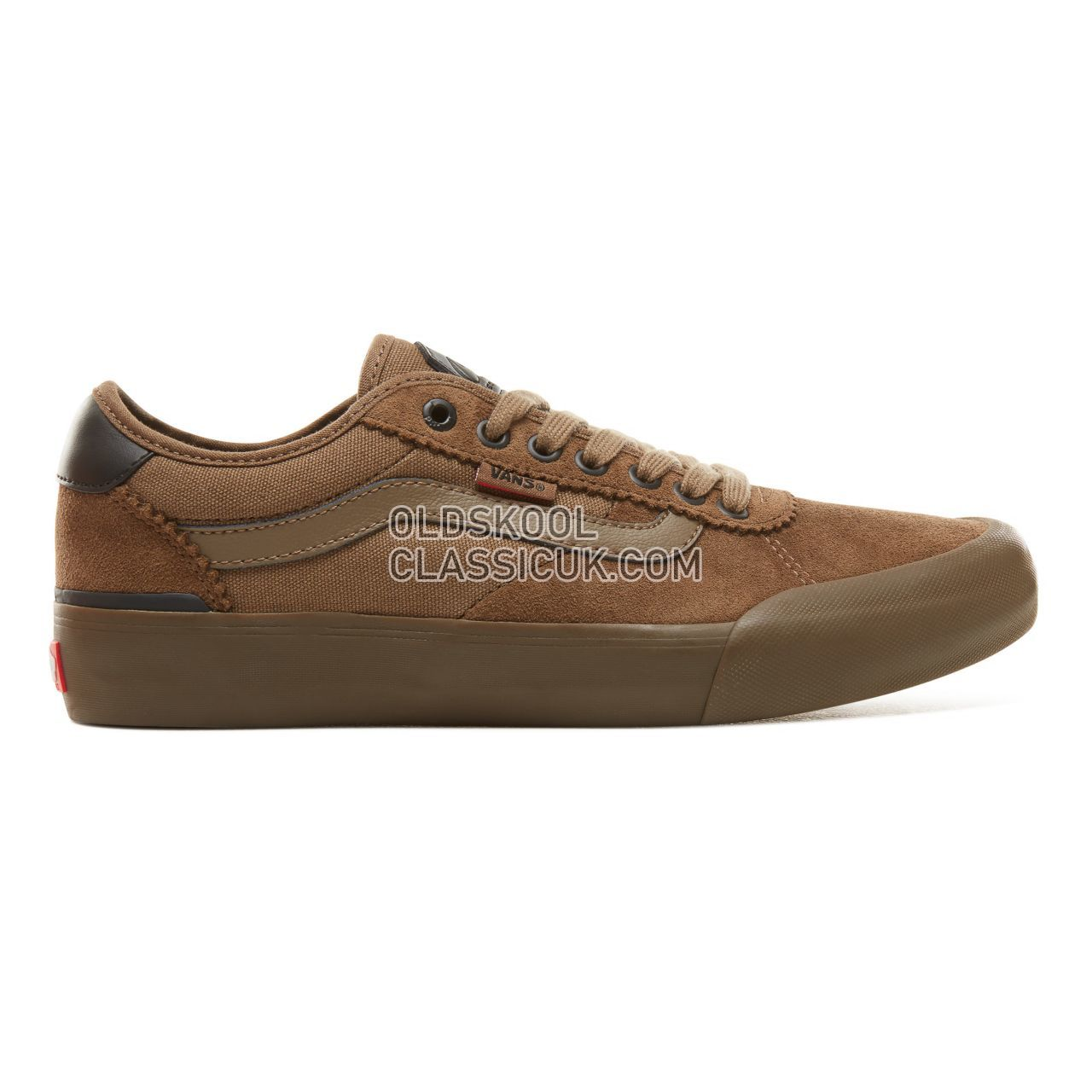 Vans Chima Pro 2 Sneakers Mens Cub/Dark Gum VA3MTIU1F Shoes