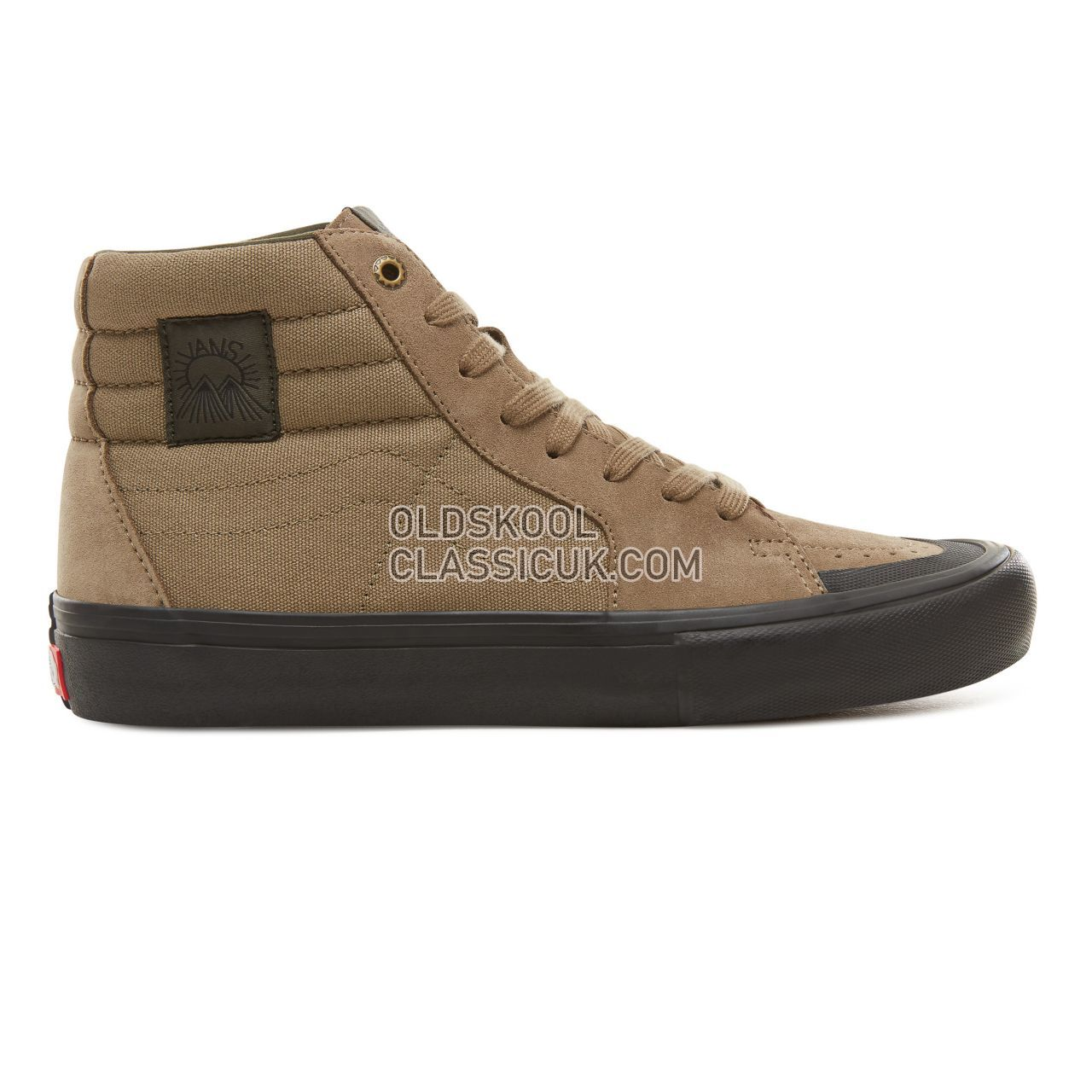 Vans Dakota Roche Sk8-Hi Pro Sneakers Mens (Dakota Roche) Covert Green/Black V00VHGU23 Shoes