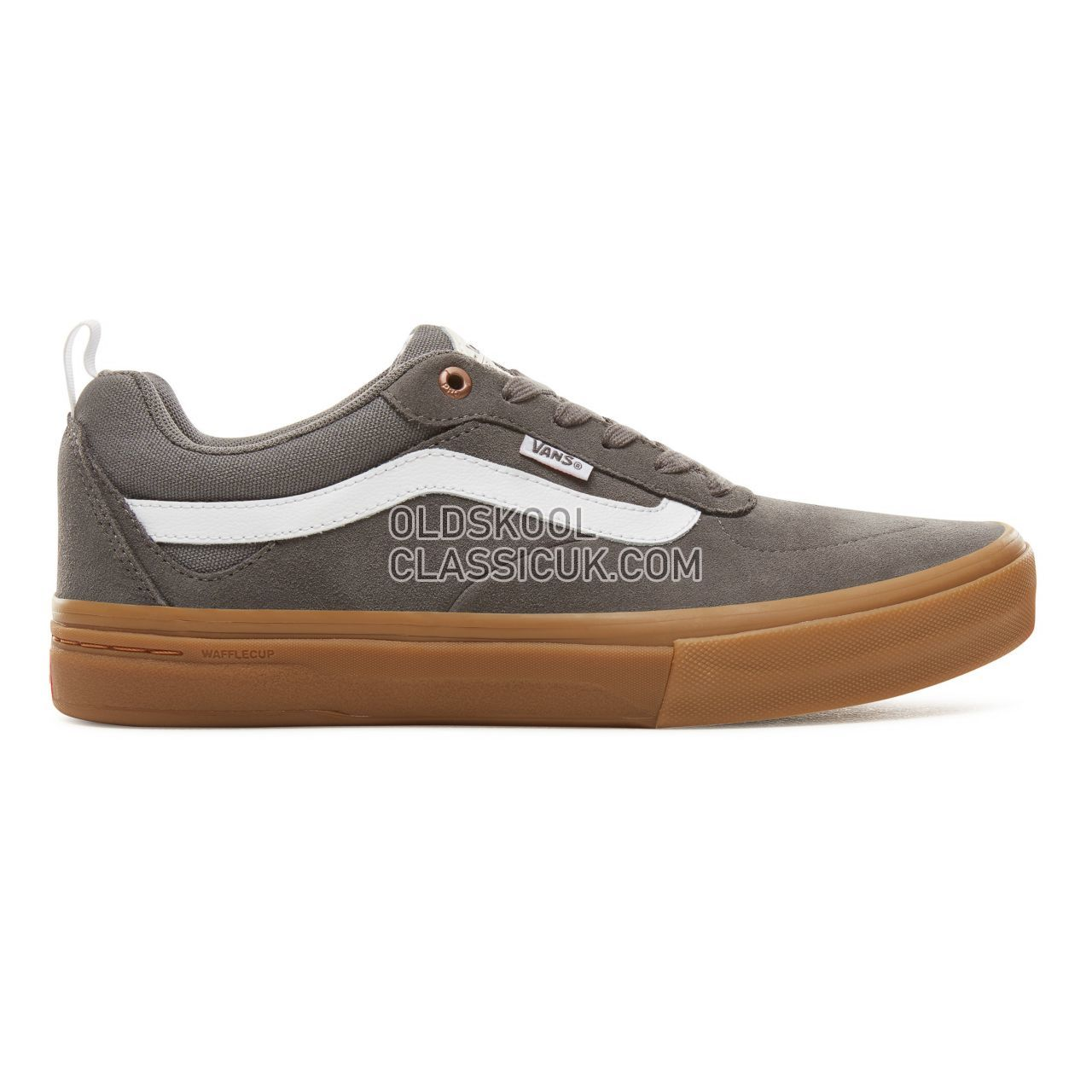 b01da0b975 Vans Kyle Walker Pro Sneakers Mens Pewter Light Gum VA2XSGKT9 Shoes ...