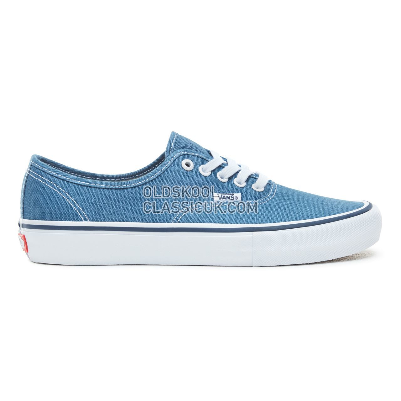 Vans Authentic Pro Sneakers Mens Navy/White VA3479S2N Shoes