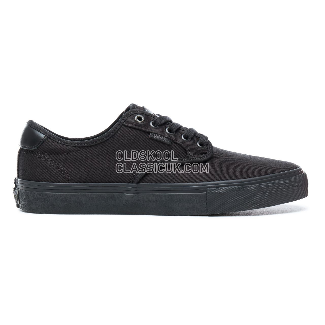 Vans Twill  Chima Ferguson Pro Sneakers Mens Blackout VA38CFQ2O Shoes
