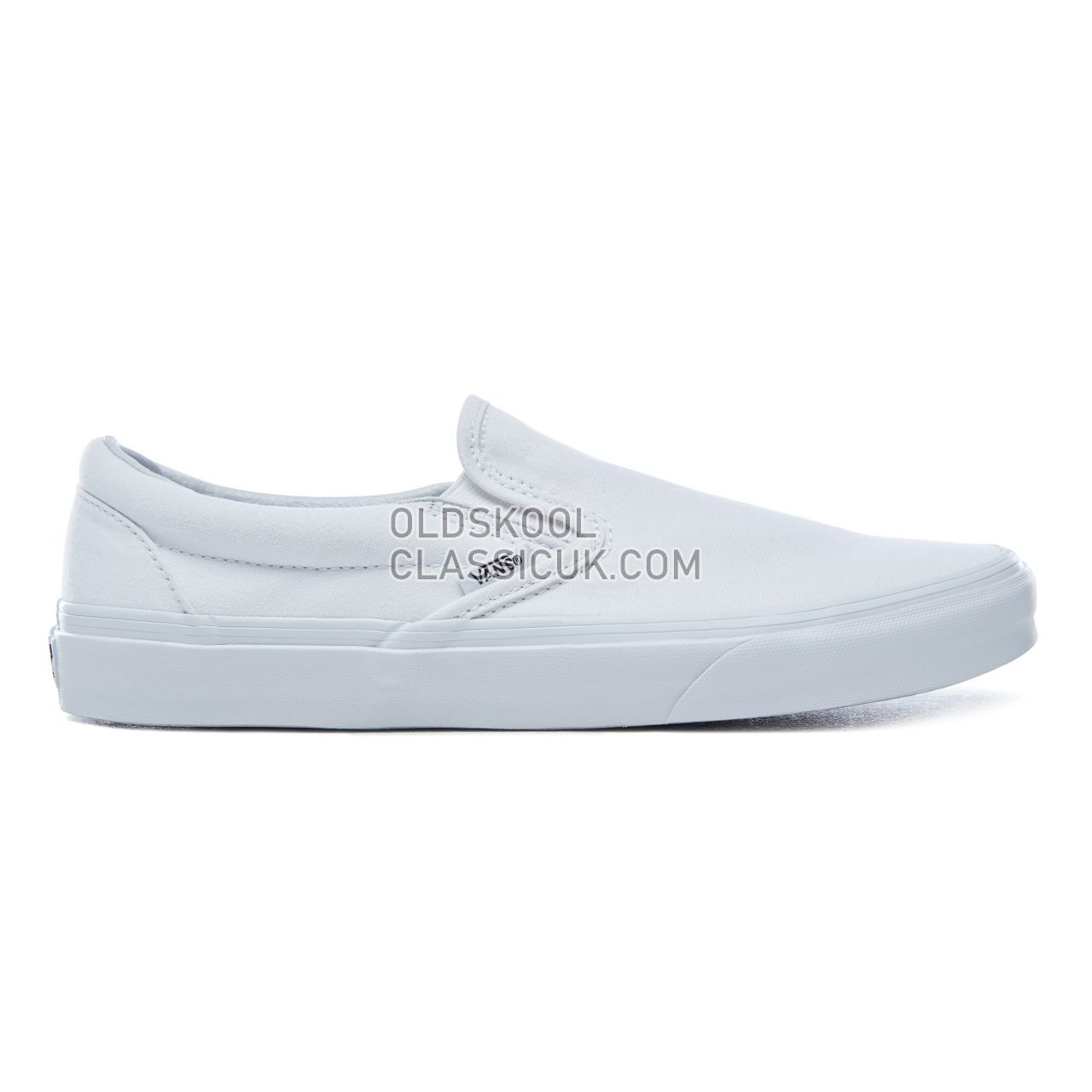 Vans Classic Slip-On Sneakers Mens True White VEYEW00 Shoes